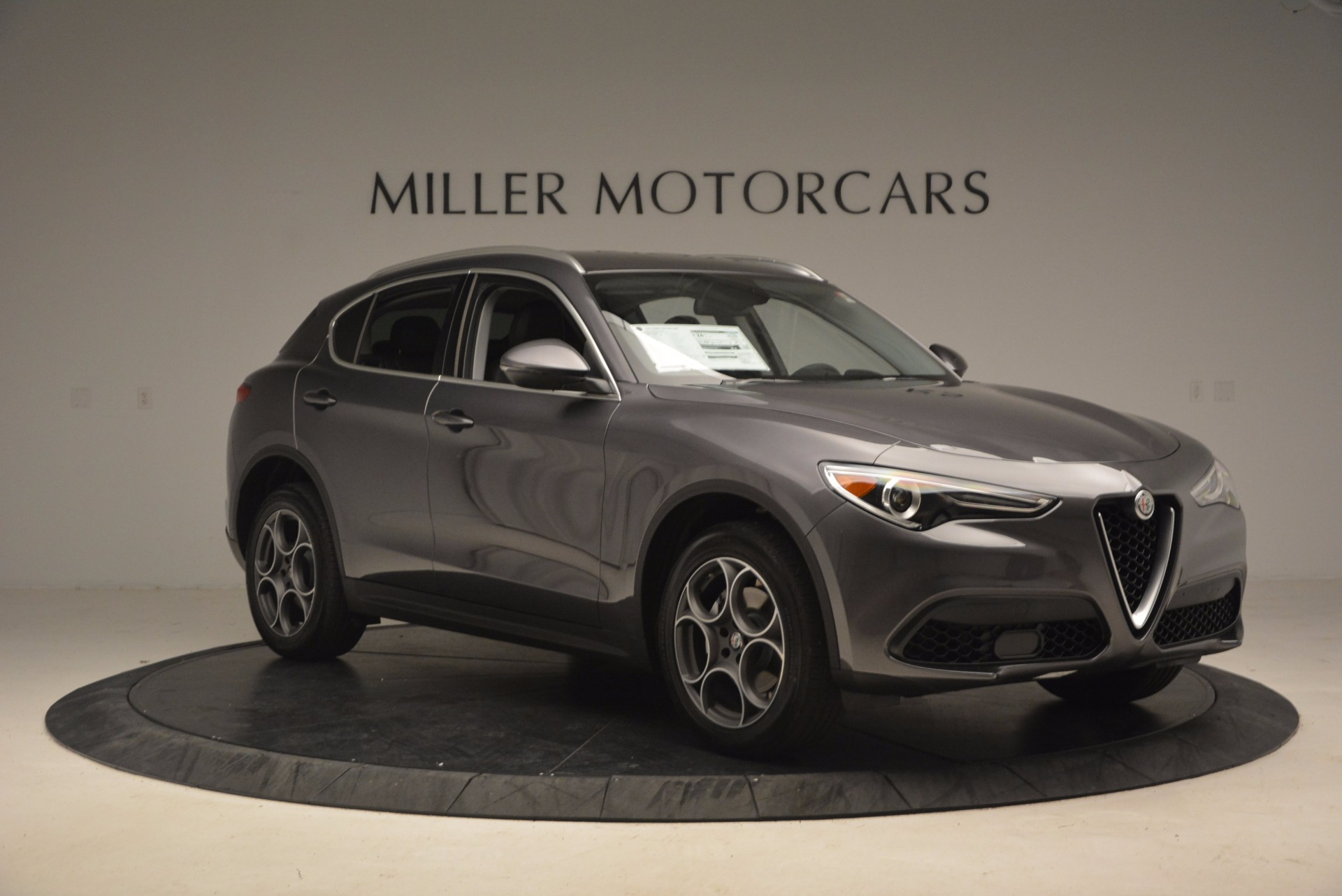 New 2018 Alfa Romeo Stelvio Q4 For Sale In Greenwich, CT 1492_p11
