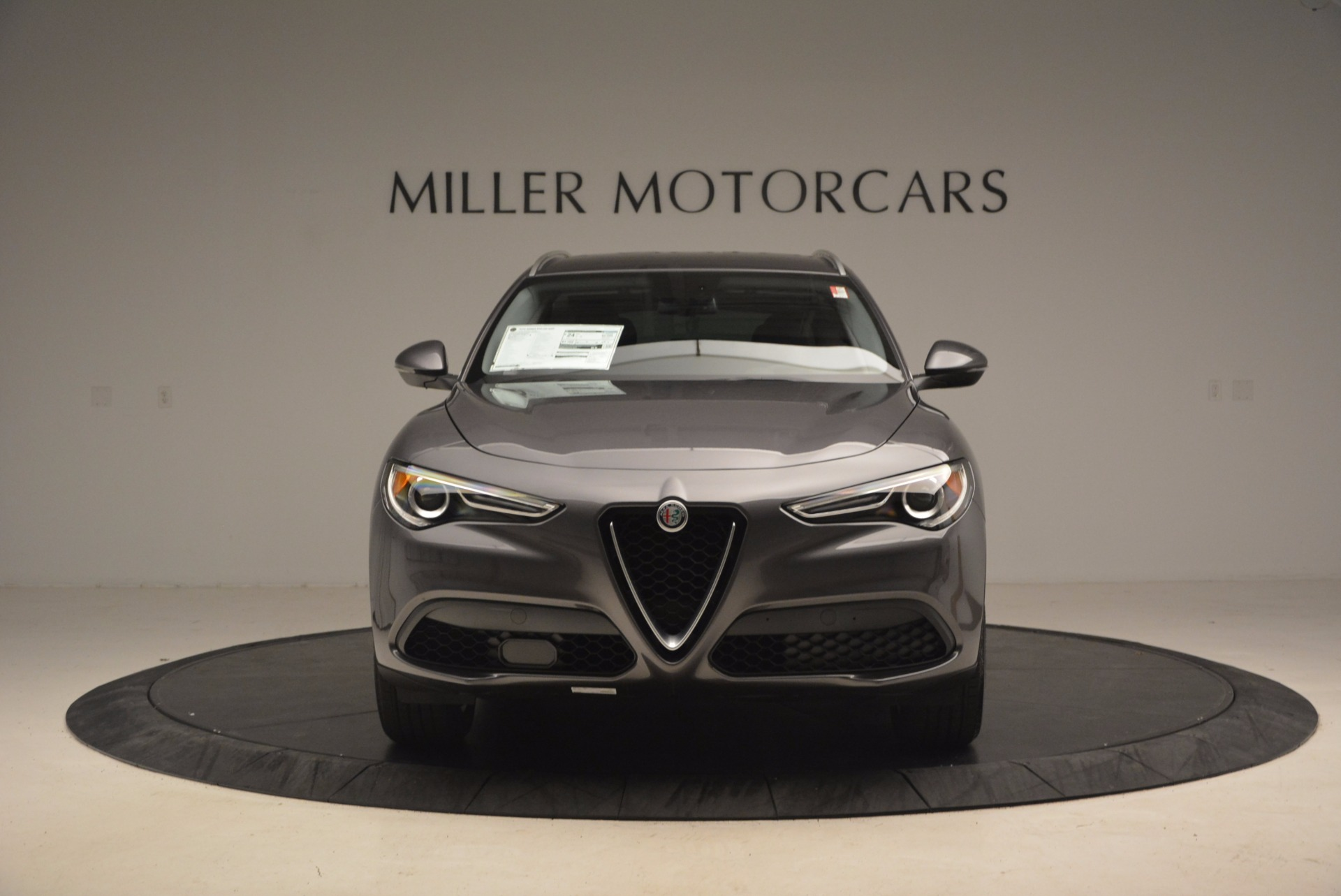 New 2018 Alfa Romeo Stelvio Q4 For Sale In Greenwich, CT 1492_p12