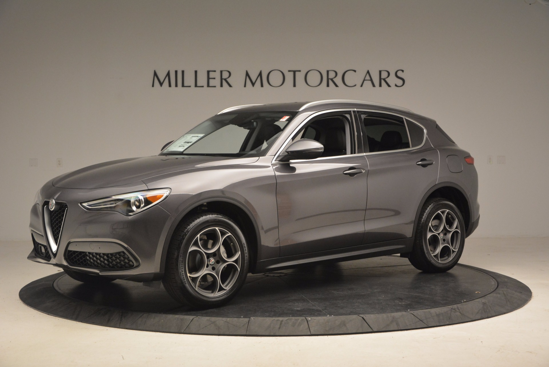 New 2018 Alfa Romeo Stelvio Q4 For Sale In Greenwich, CT 1492_p2