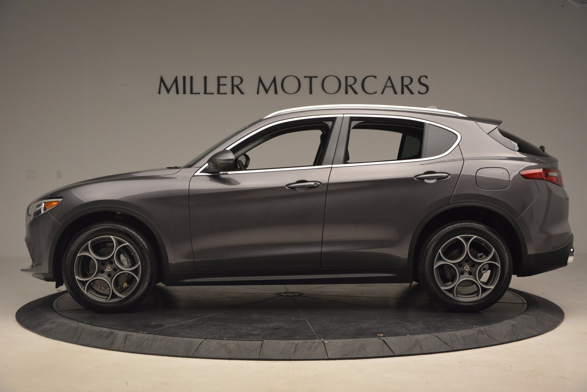 New 2018 Alfa Romeo Stelvio Q4 For Sale In Greenwich, CT 1492_p3