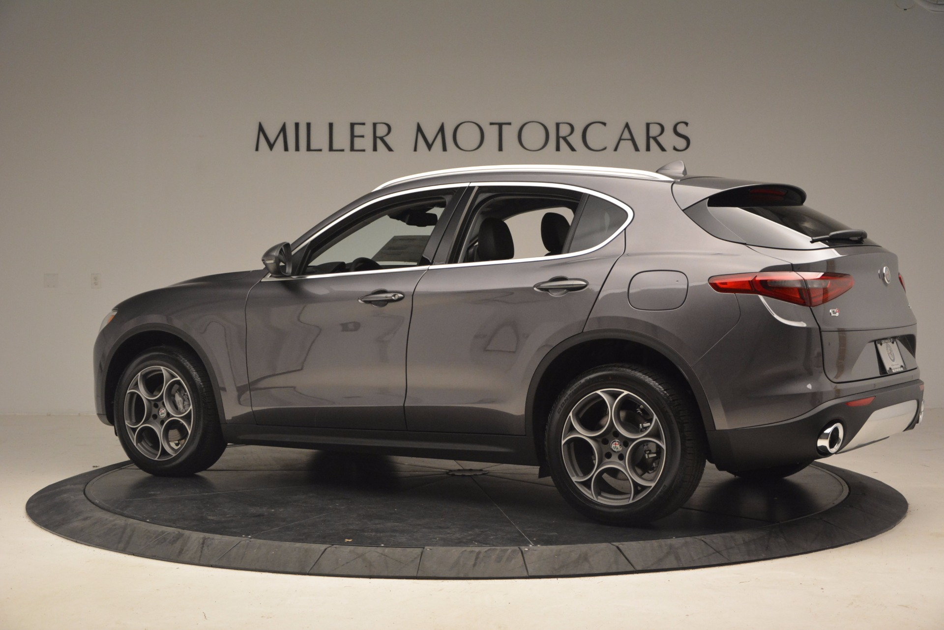 New 2018 Alfa Romeo Stelvio Q4 For Sale In Greenwich, CT 1492_p4
