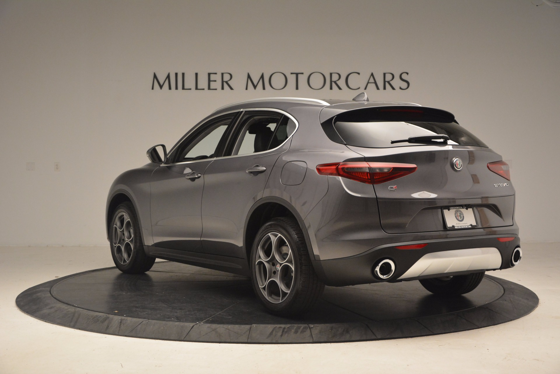 New 2018 Alfa Romeo Stelvio Q4 For Sale In Greenwich, CT 1492_p5