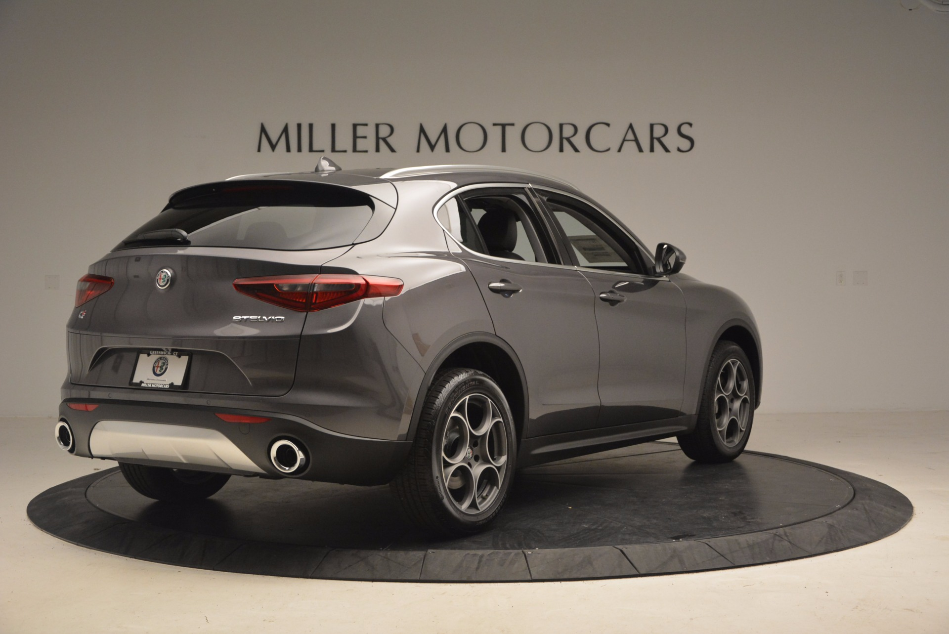 New 2018 Alfa Romeo Stelvio Q4 For Sale In Greenwich, CT 1492_p7