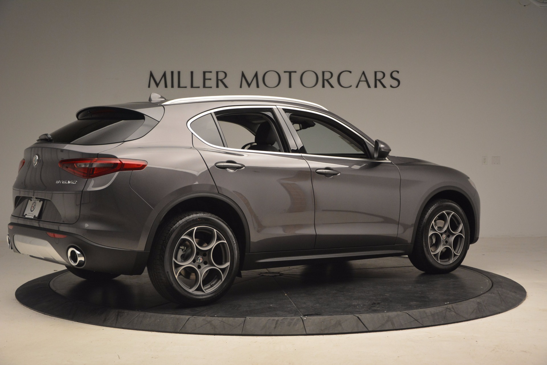 New 2018 Alfa Romeo Stelvio Q4 For Sale In Greenwich, CT 1492_p8