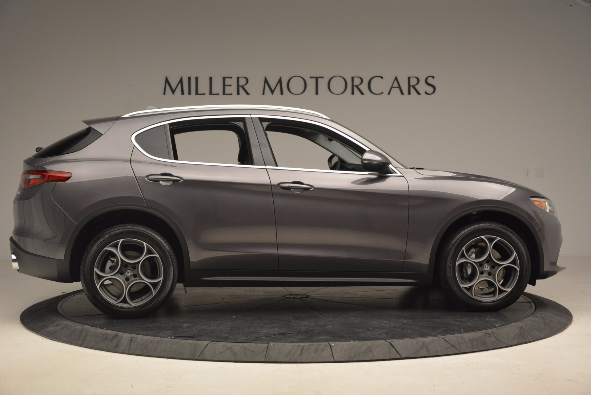 New 2018 Alfa Romeo Stelvio Q4 For Sale In Greenwich, CT 1492_p9