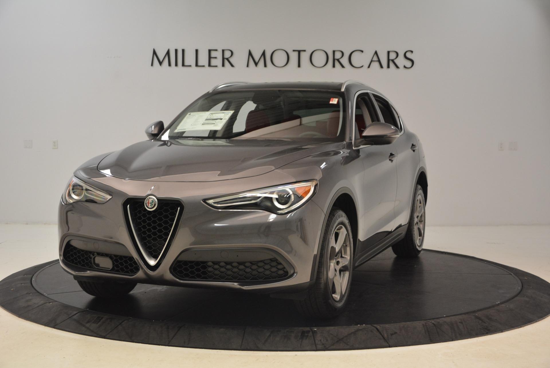 New 2018 Alfa Romeo Stelvio Q4 For Sale In Greenwich, CT 1493_main