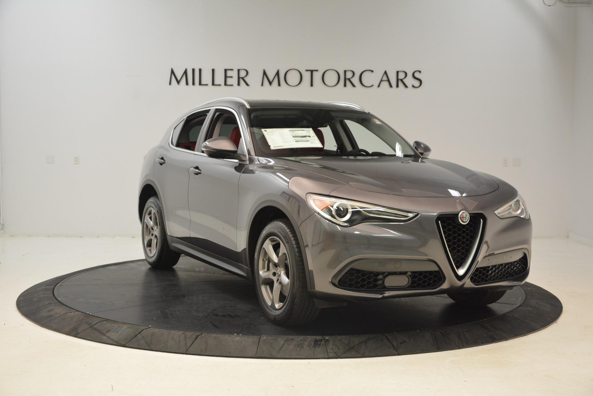 New 2018 Alfa Romeo Stelvio Q4 For Sale In Greenwich, CT 1493_p11