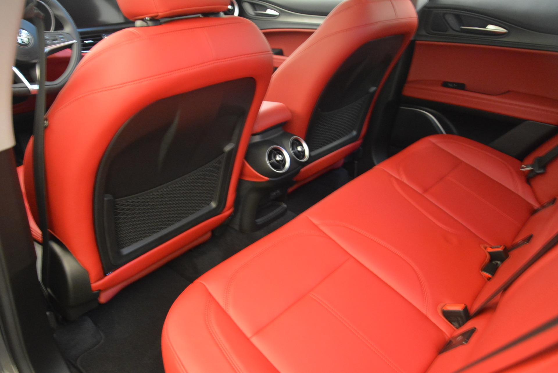 New 2018 Alfa Romeo Stelvio Q4 For Sale In Greenwich, CT 1493_p16