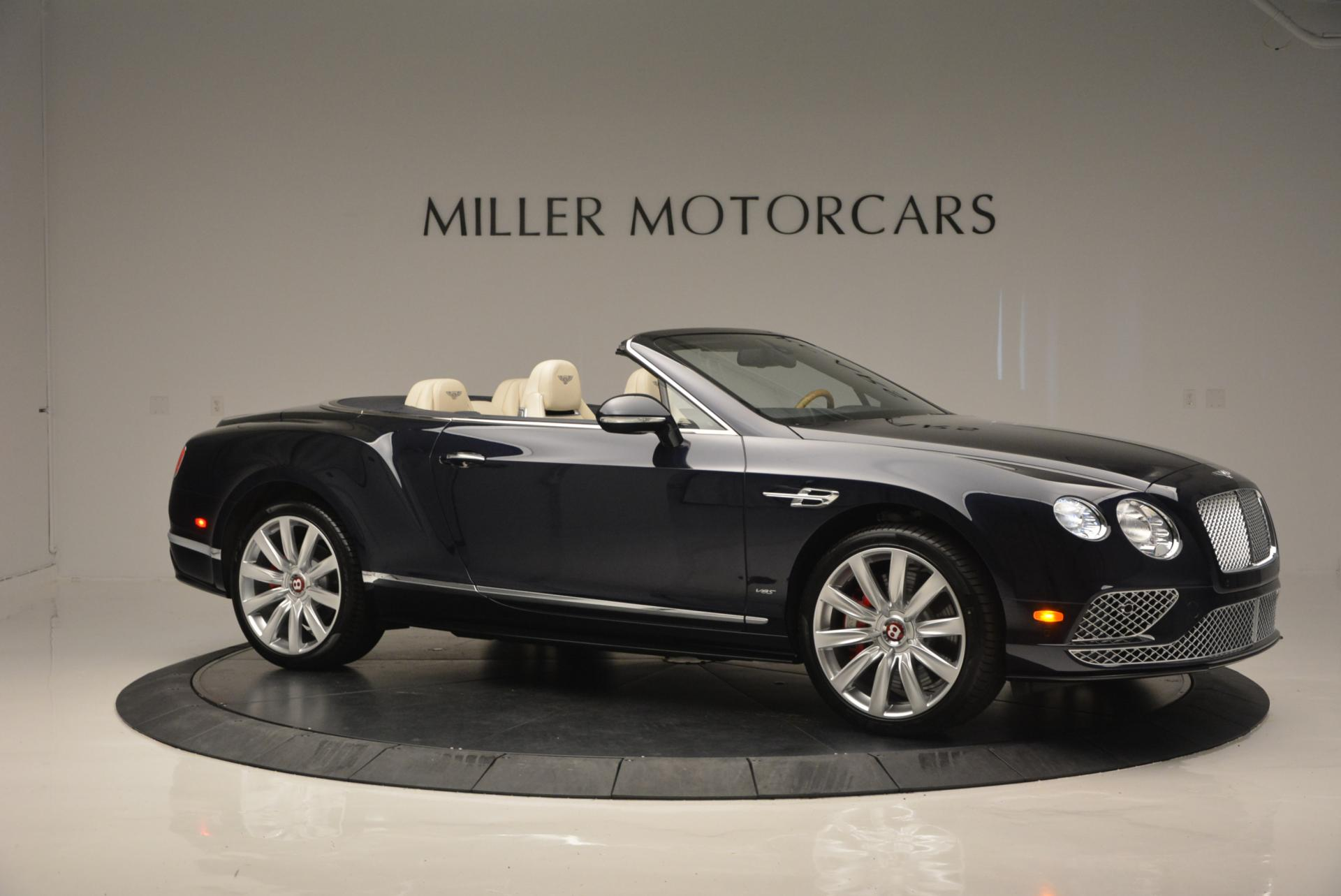 Used 2016 Bentley Continental GT V8 S Convertible  For Sale In Greenwich, CT 15_p10