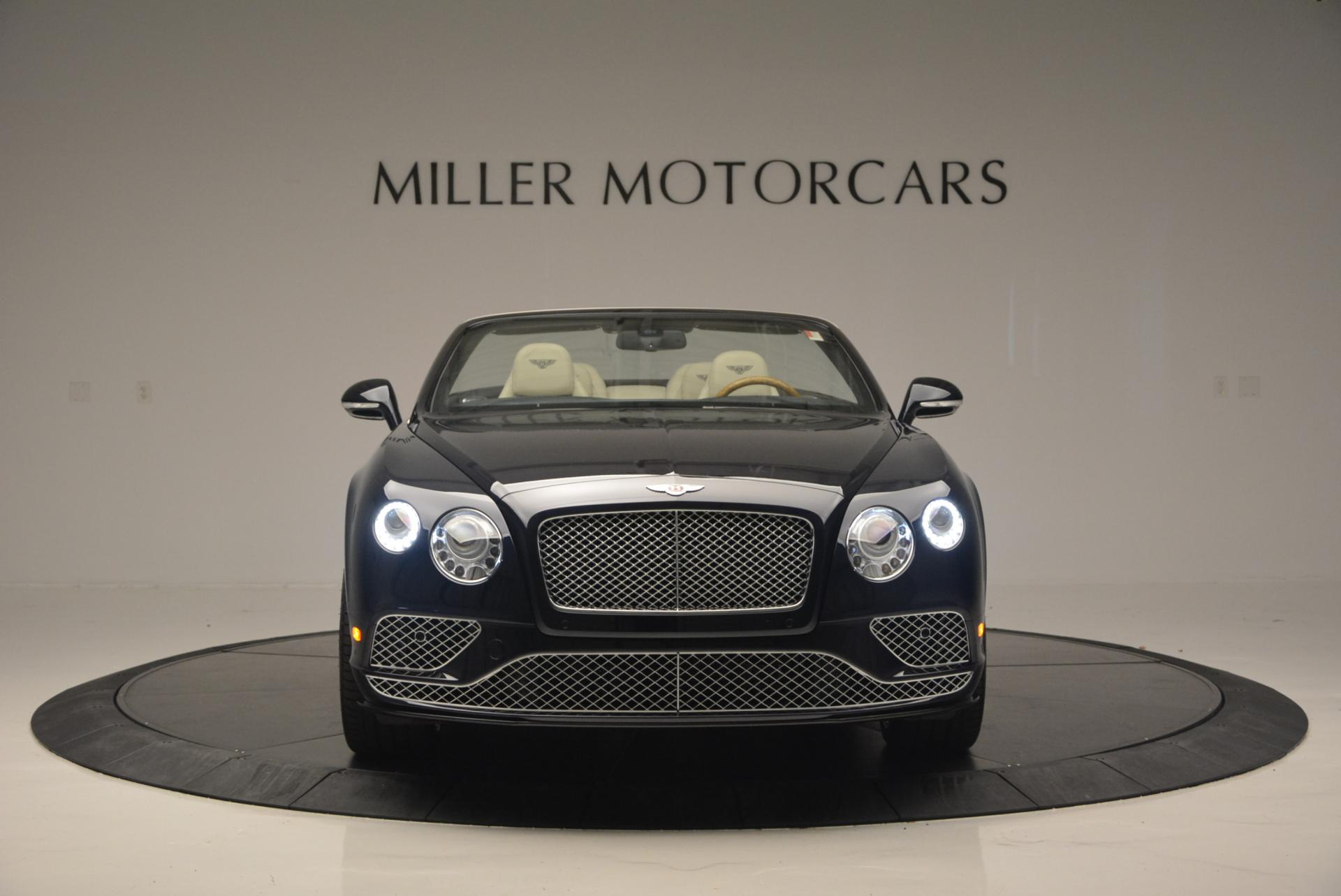 Used 2016 Bentley Continental GT V8 S Convertible  For Sale In Greenwich, CT 15_p12