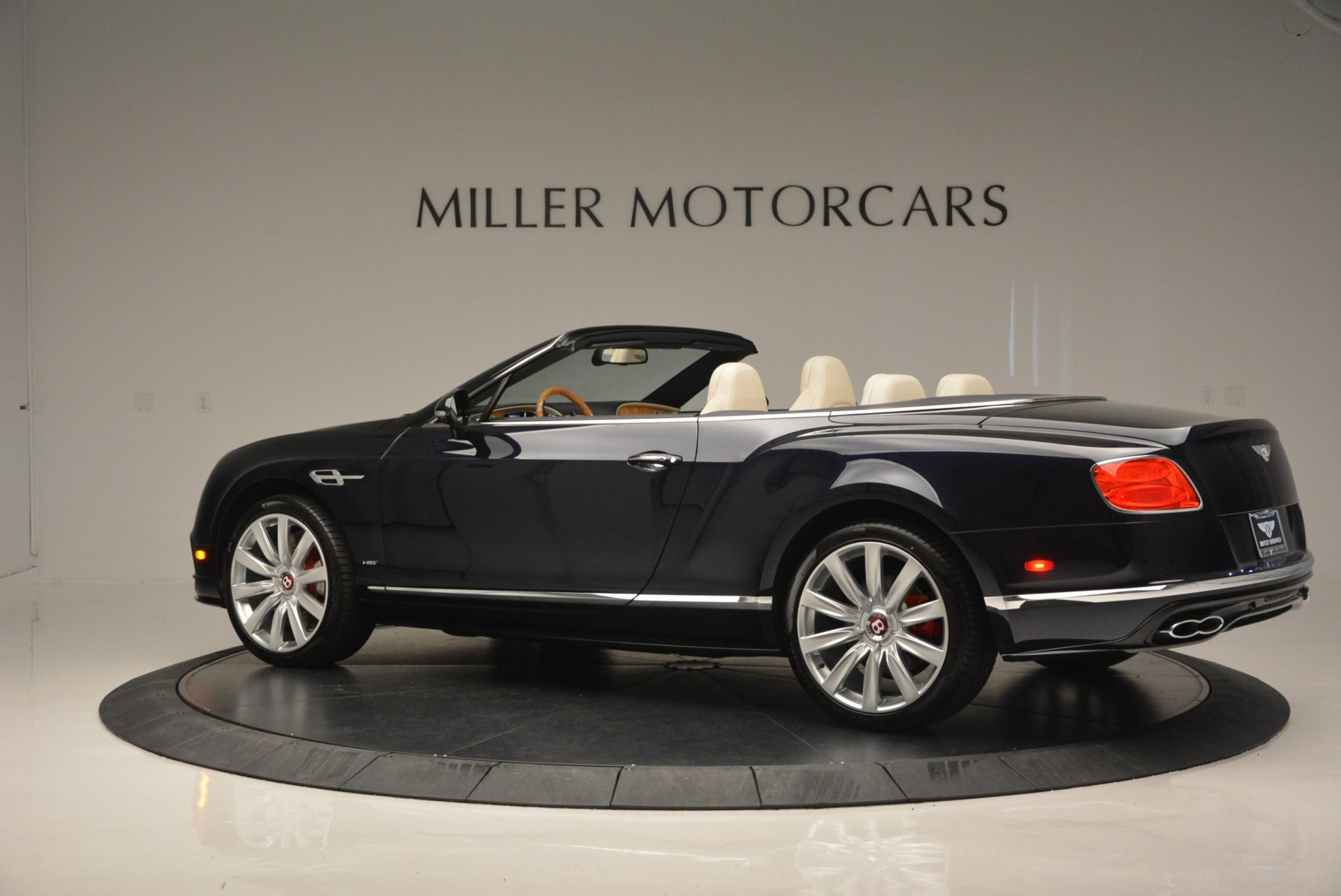 Used 2016 Bentley Continental GT V8 S Convertible  For Sale In Greenwich, CT 15_p4