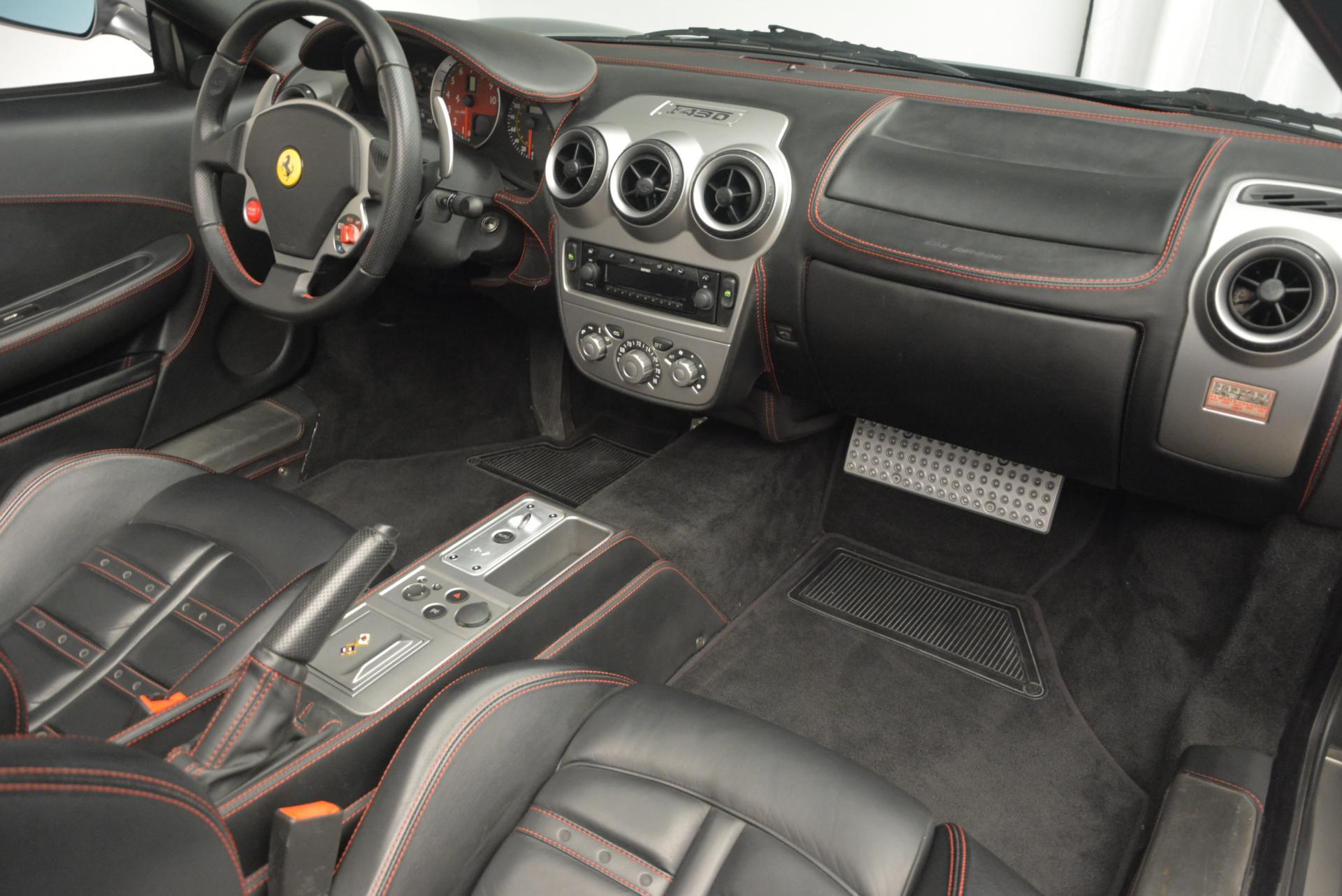 Used 2005 Ferrari F430 Spider For Sale In Greenwich, CT 150_p29