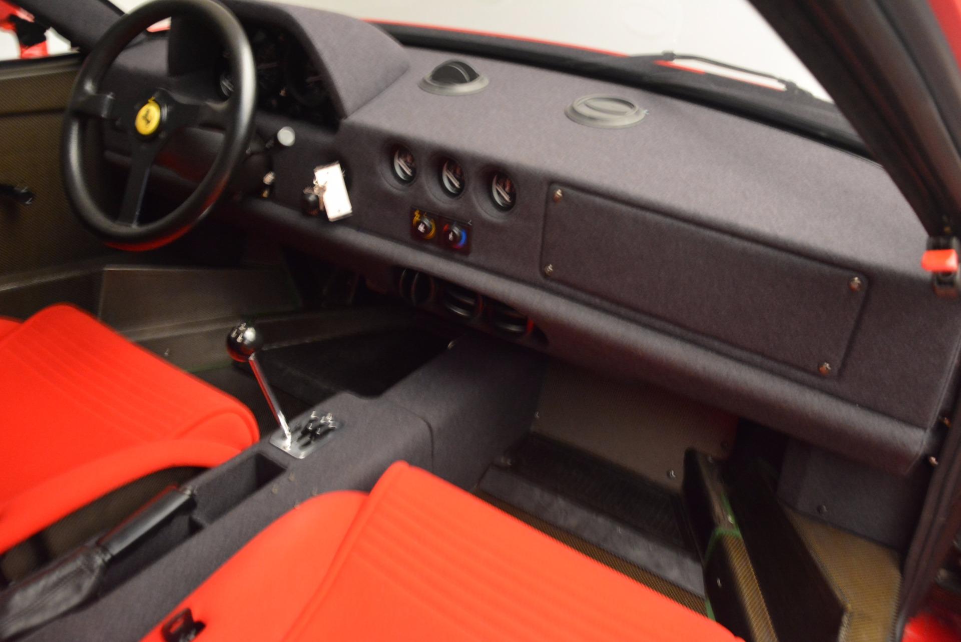 Used 1992 Ferrari F40  For Sale In Greenwich, CT 1500_p20