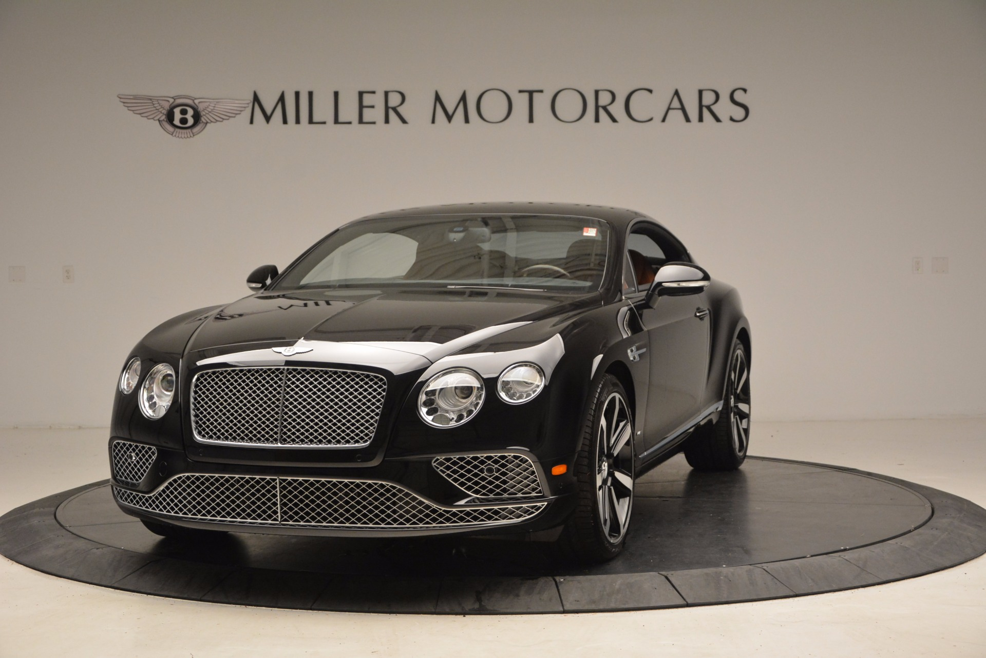 New 2017 Bentley Continental GT W12 For Sale In Greenwich, CT 1501_main