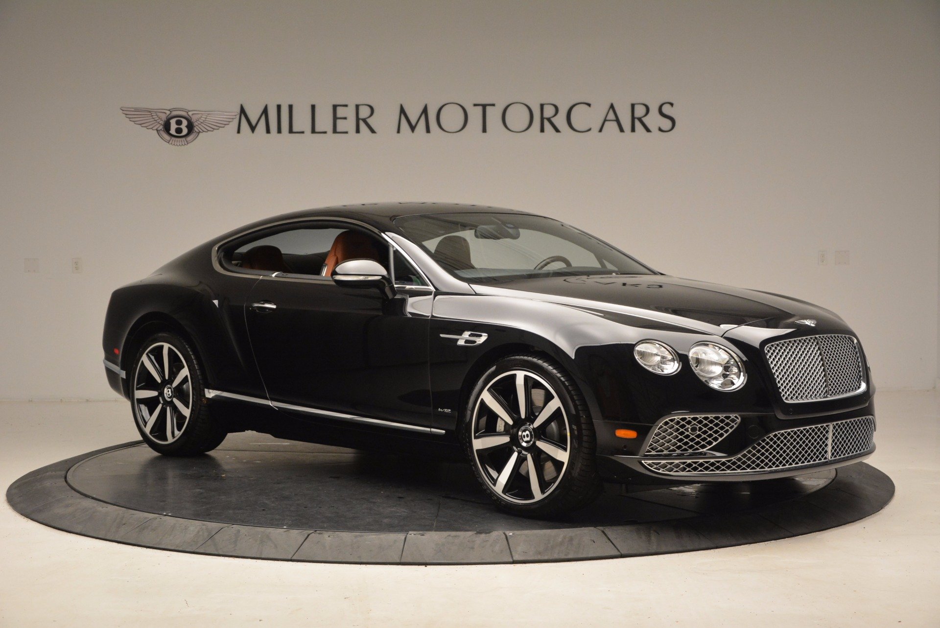 New 2017 Bentley Continental GT W12 For Sale In Greenwich, CT 1501_p10