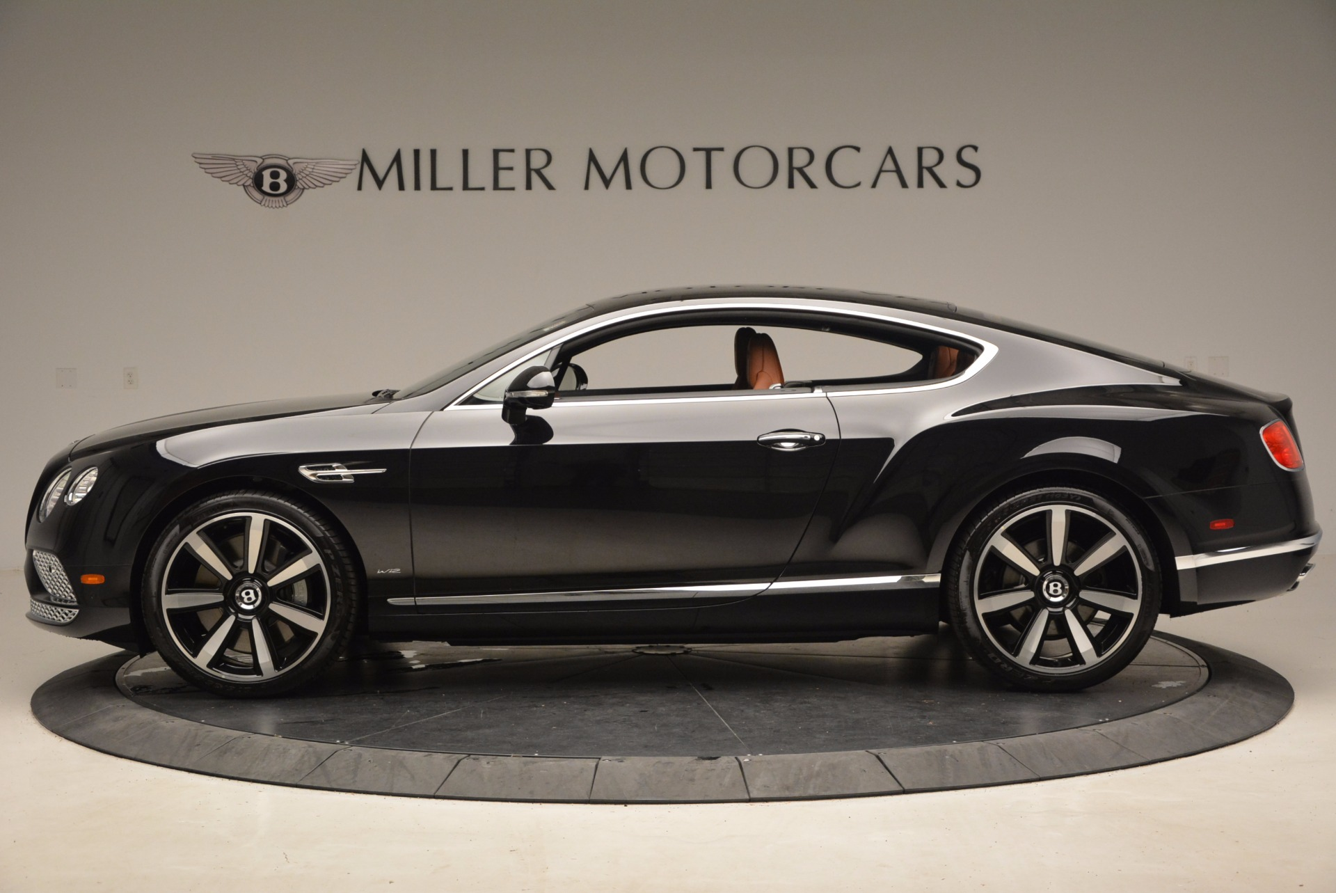 New 2017 Bentley Continental GT W12 For Sale In Greenwich, CT 1501_p3