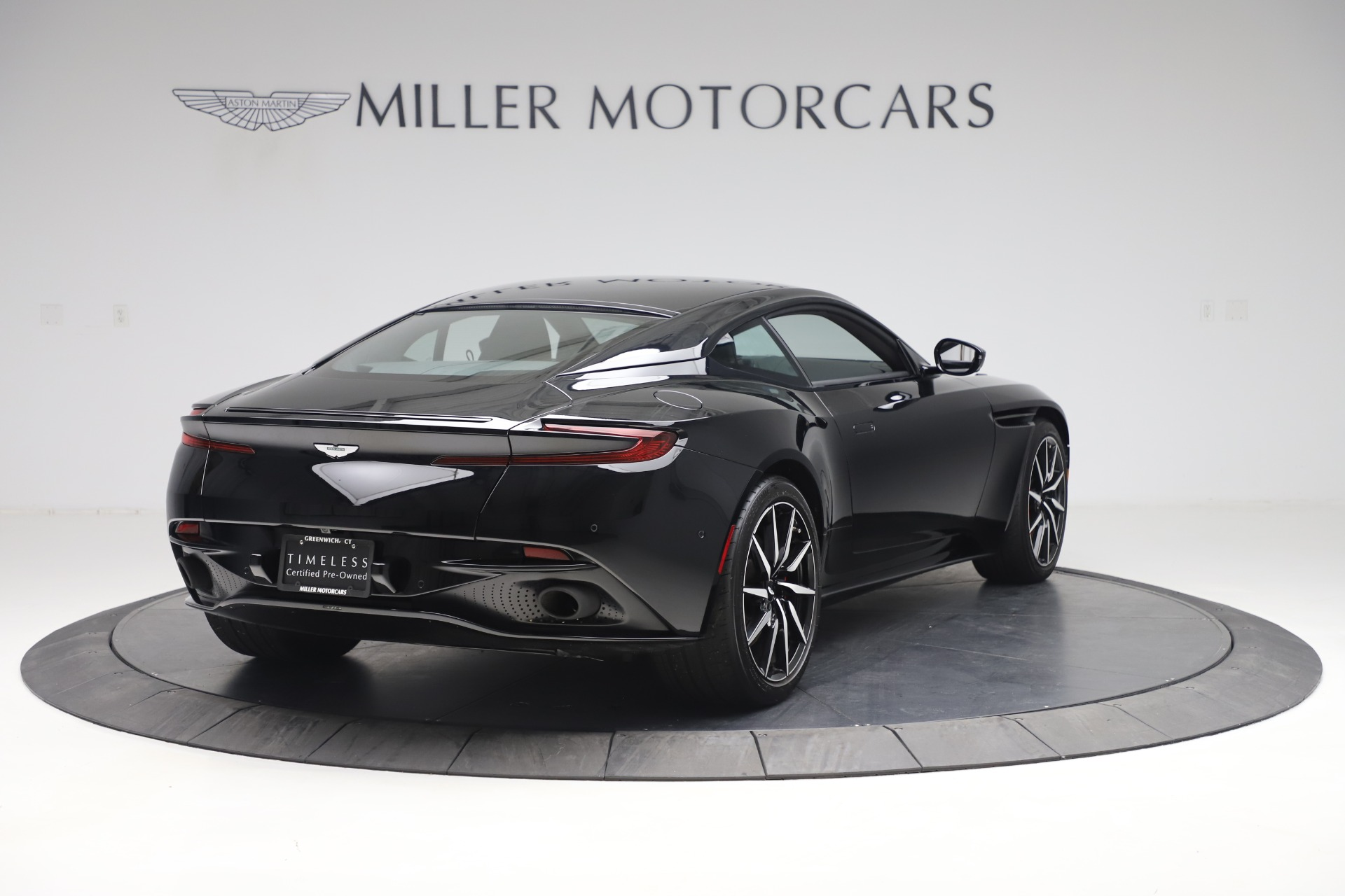 New 2017 Aston Martin DB11  For Sale In Greenwich, CT 1503_p8