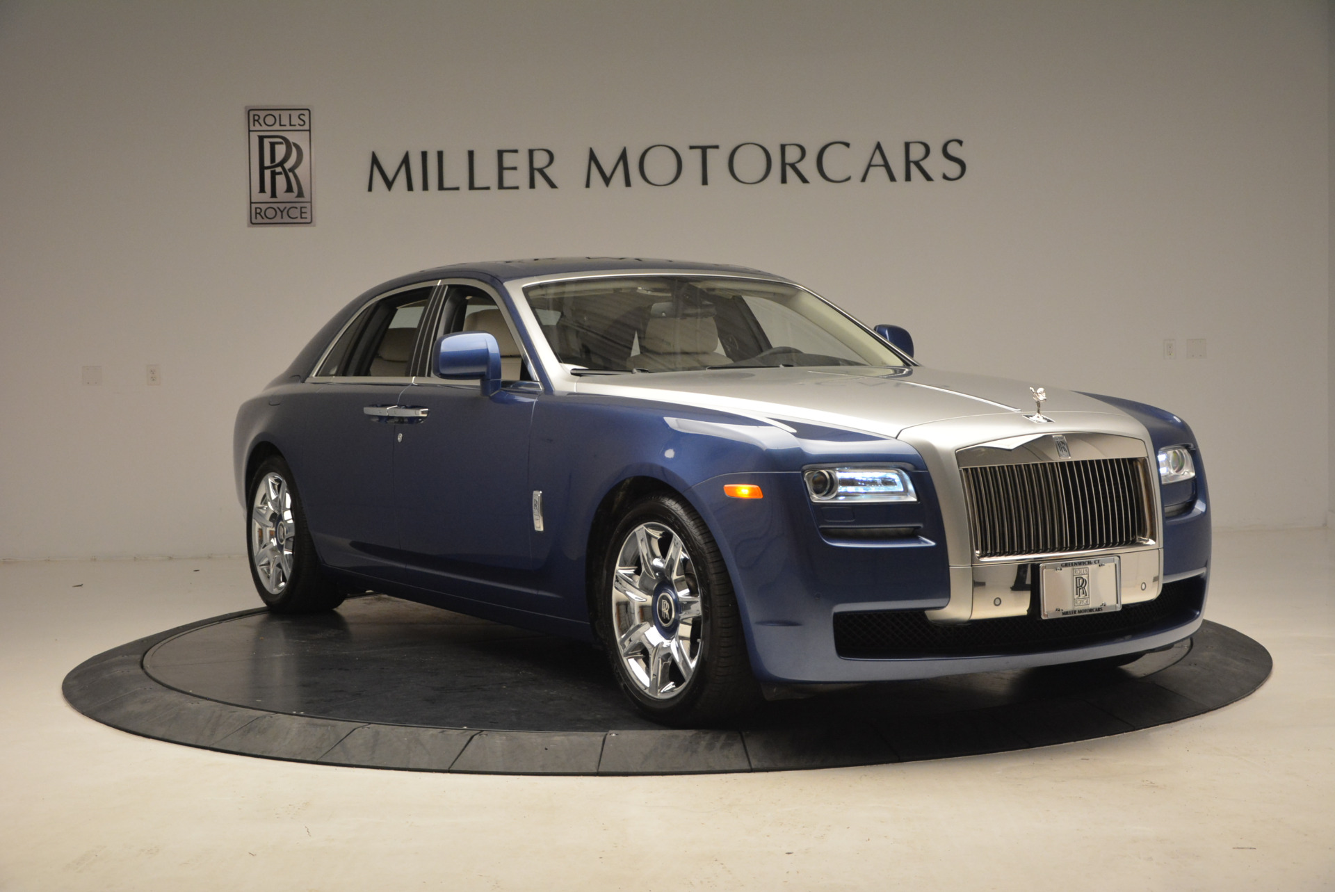 Used 2010 Rolls-Royce Ghost  For Sale In Greenwich, CT 1504_p13