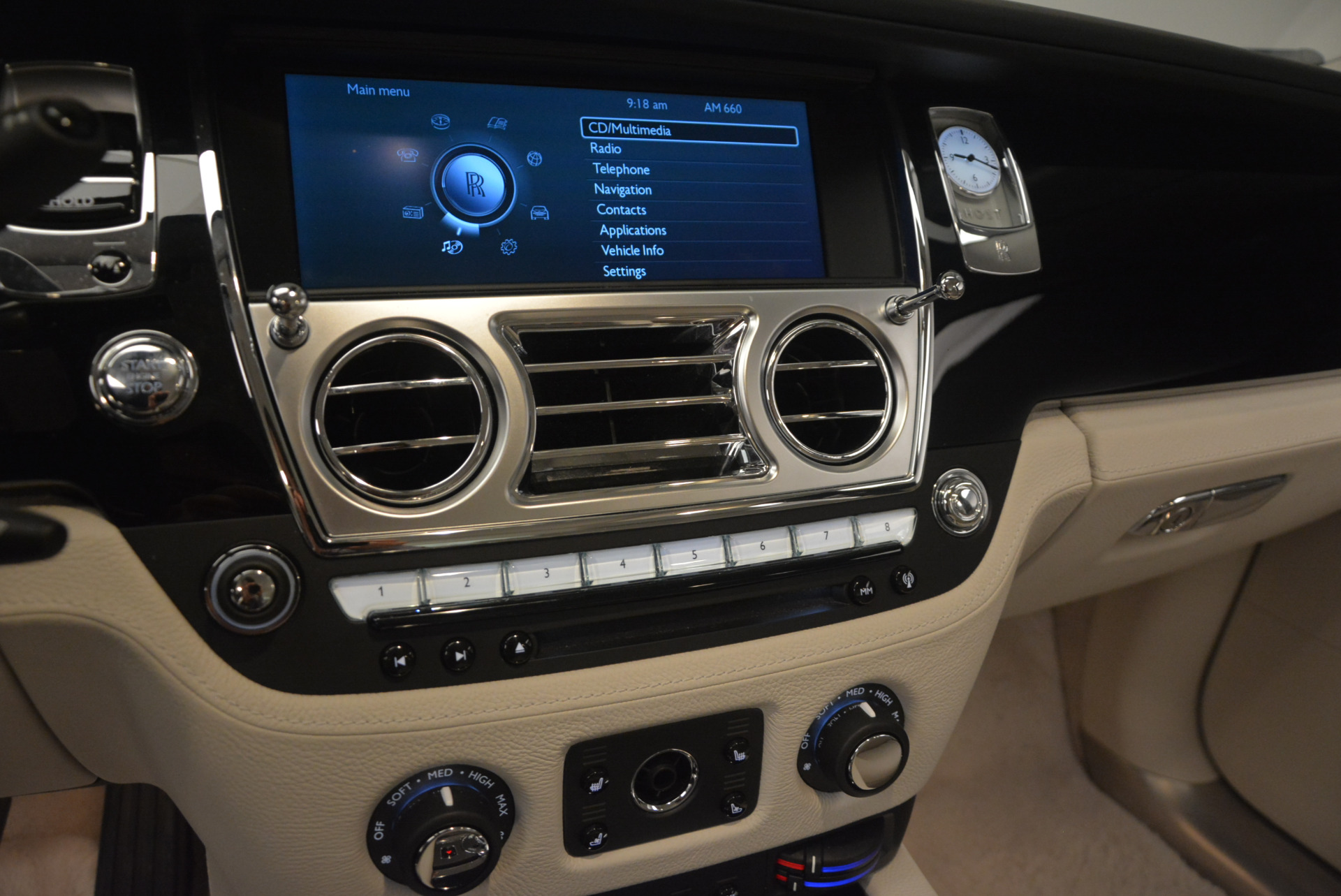 Used 2010 Rolls-Royce Ghost  For Sale In Greenwich, CT 1504_p23