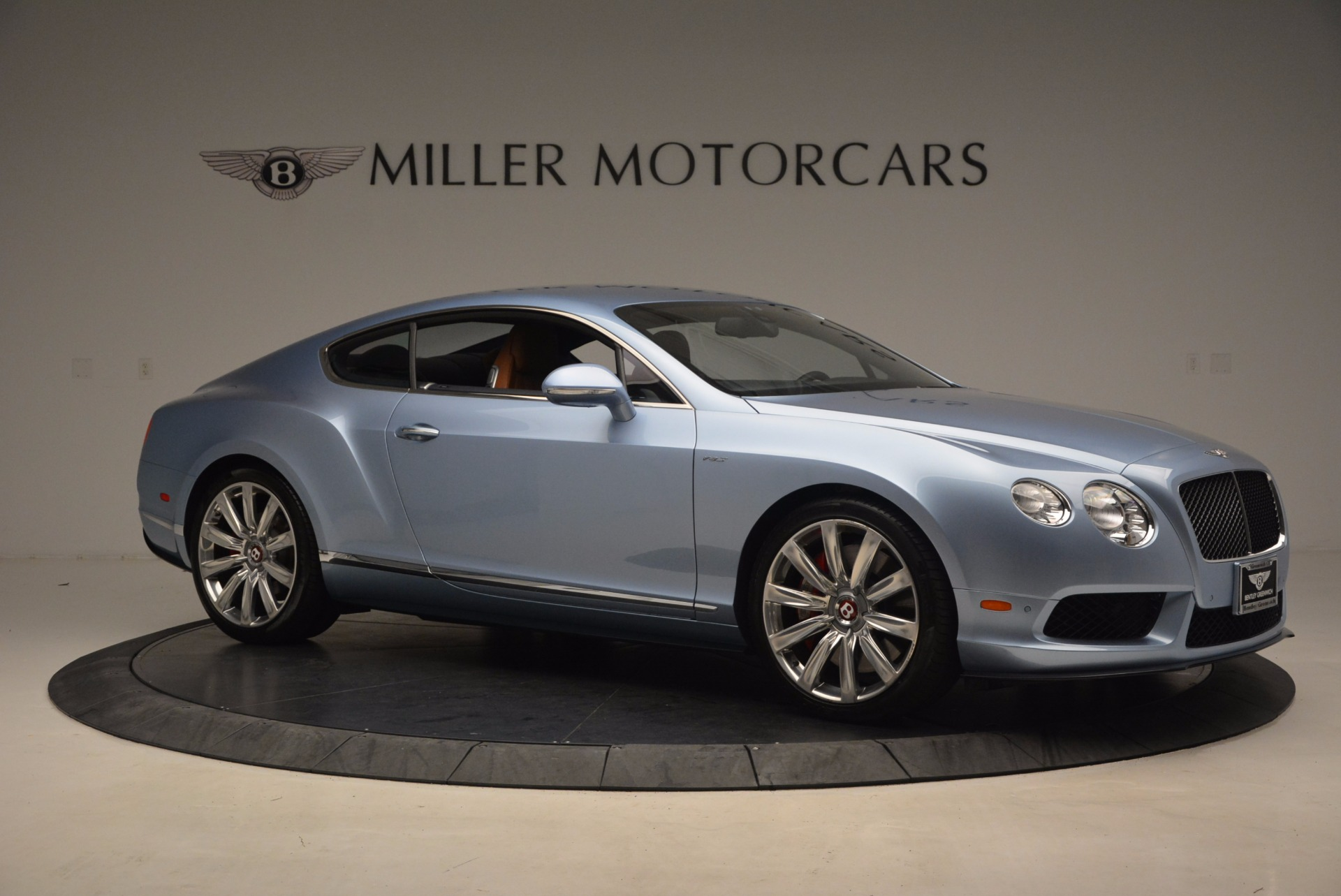 Used 2015 Bentley Continental GT V8 S For Sale In Greenwich, CT 1507_p10