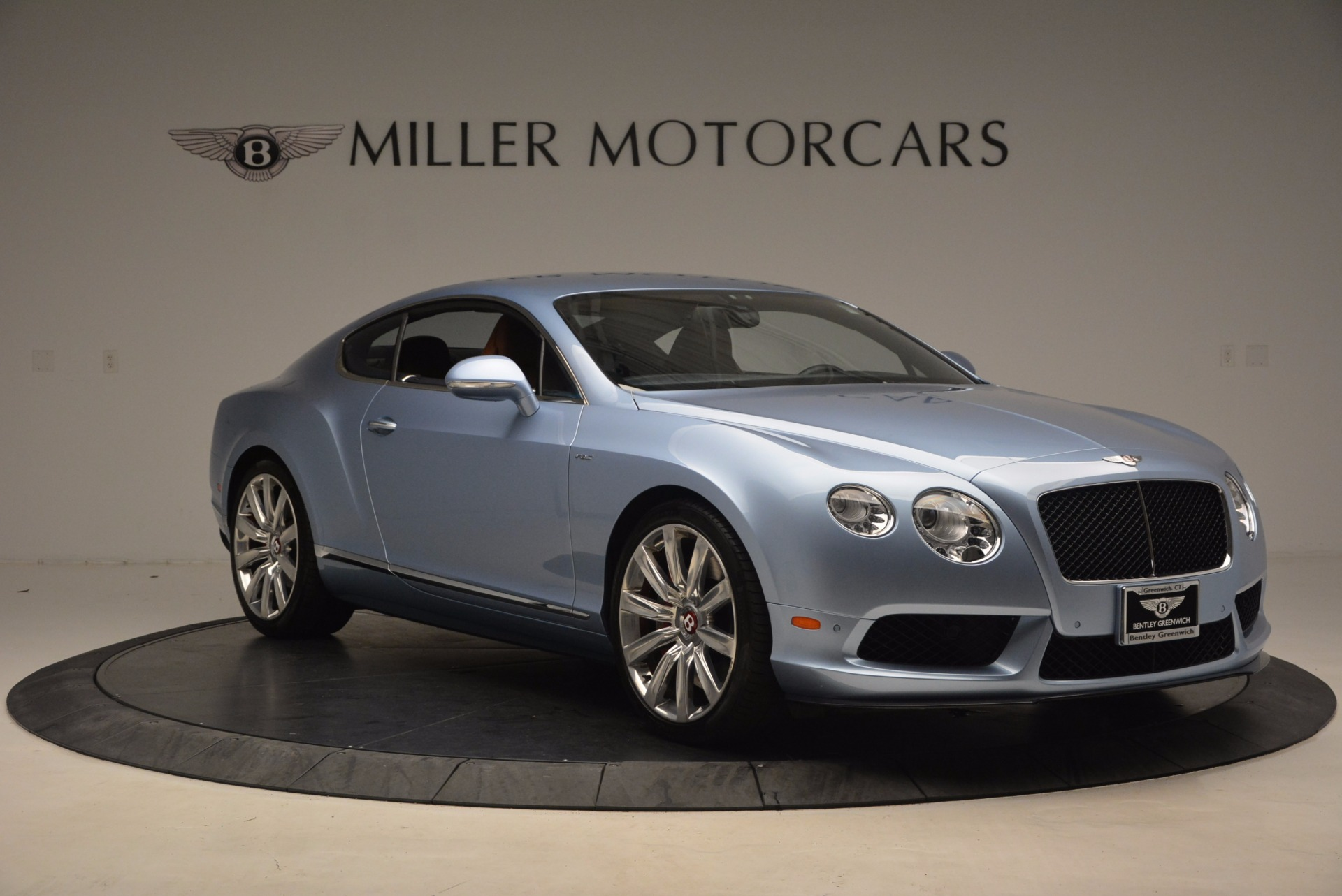 Used 2015 Bentley Continental GT V8 S For Sale In Greenwich, CT 1507_p11