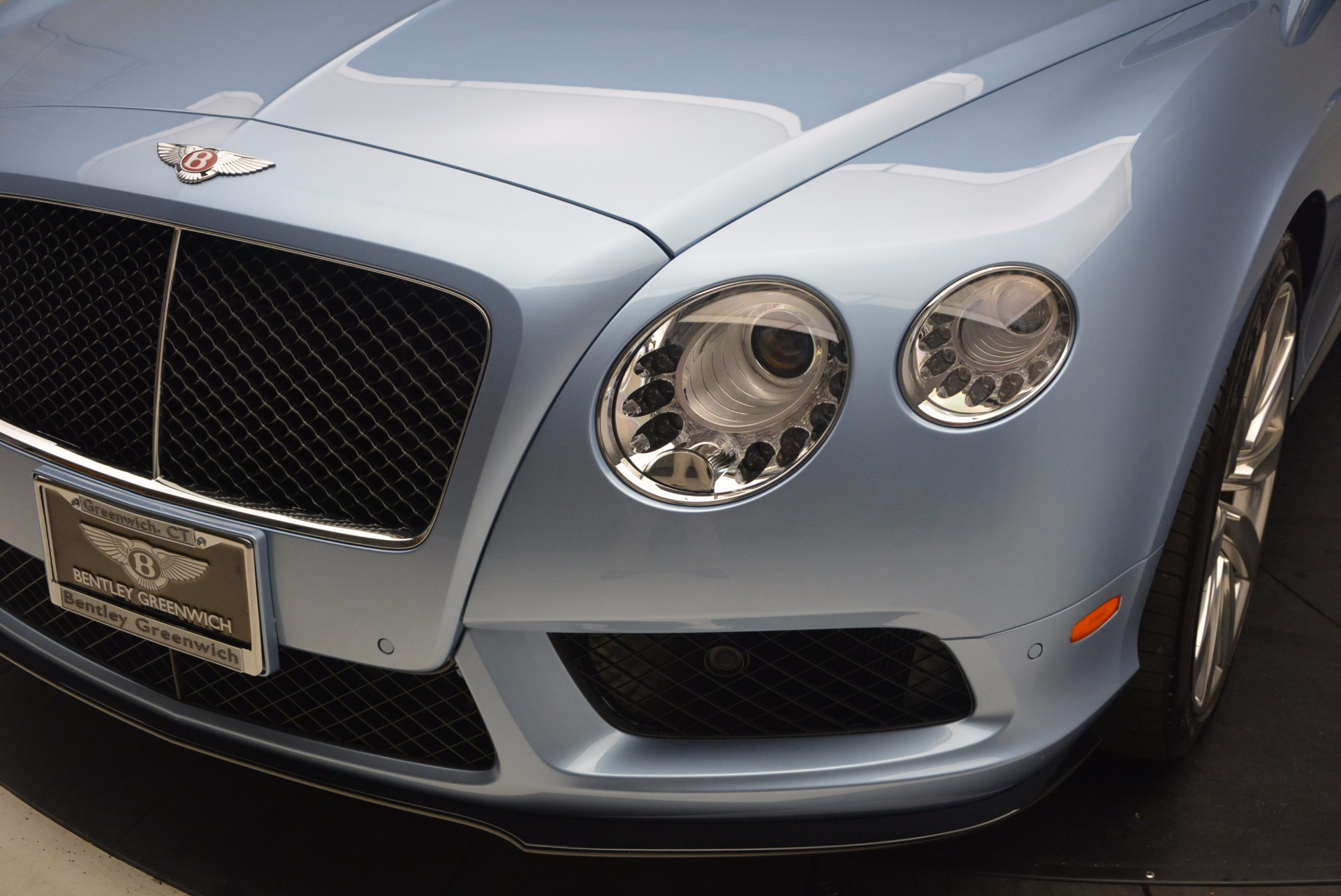Used 2015 Bentley Continental GT V8 S For Sale In Greenwich, CT 1507_p14