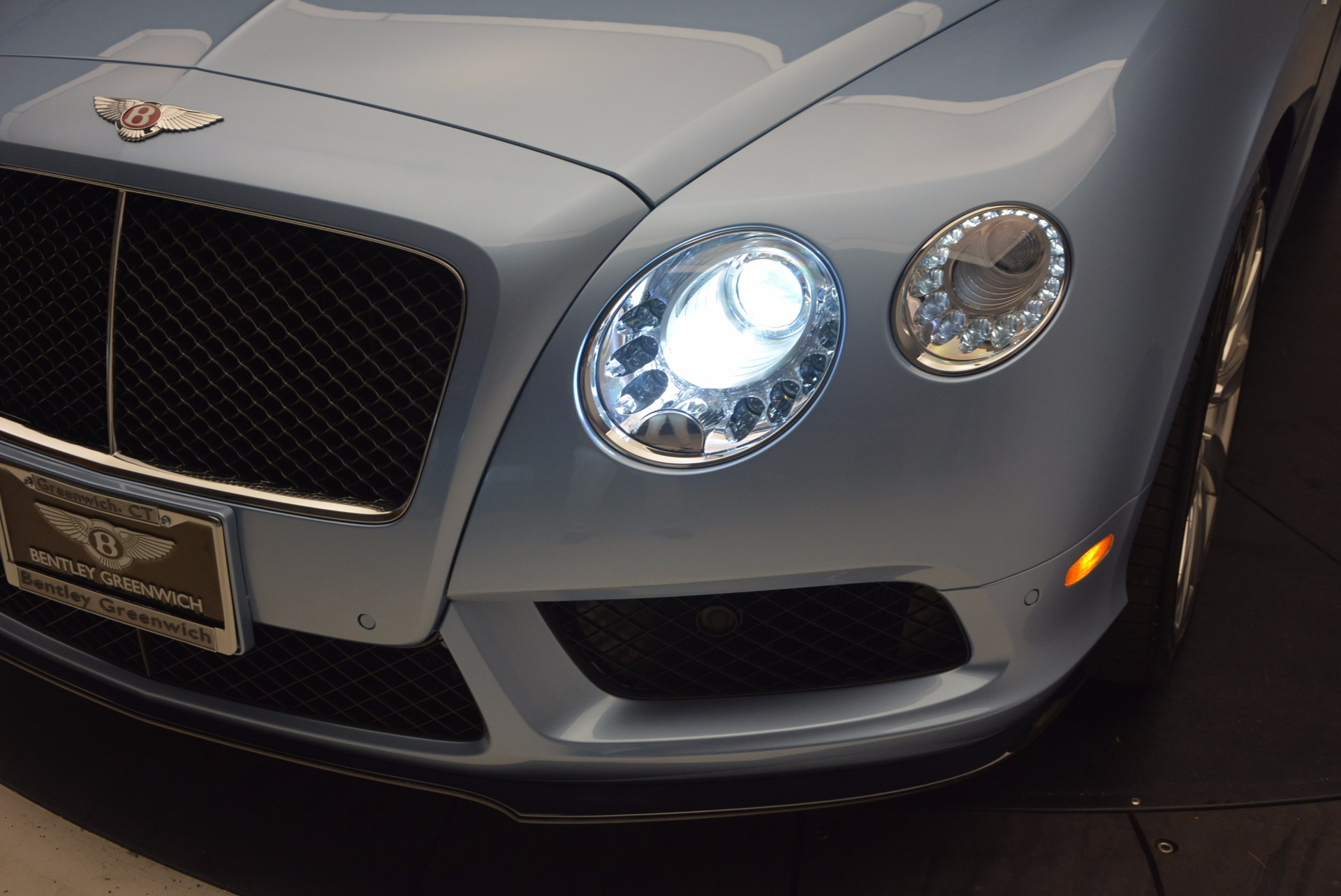 Used 2015 Bentley Continental GT V8 S For Sale In Greenwich, CT 1507_p18