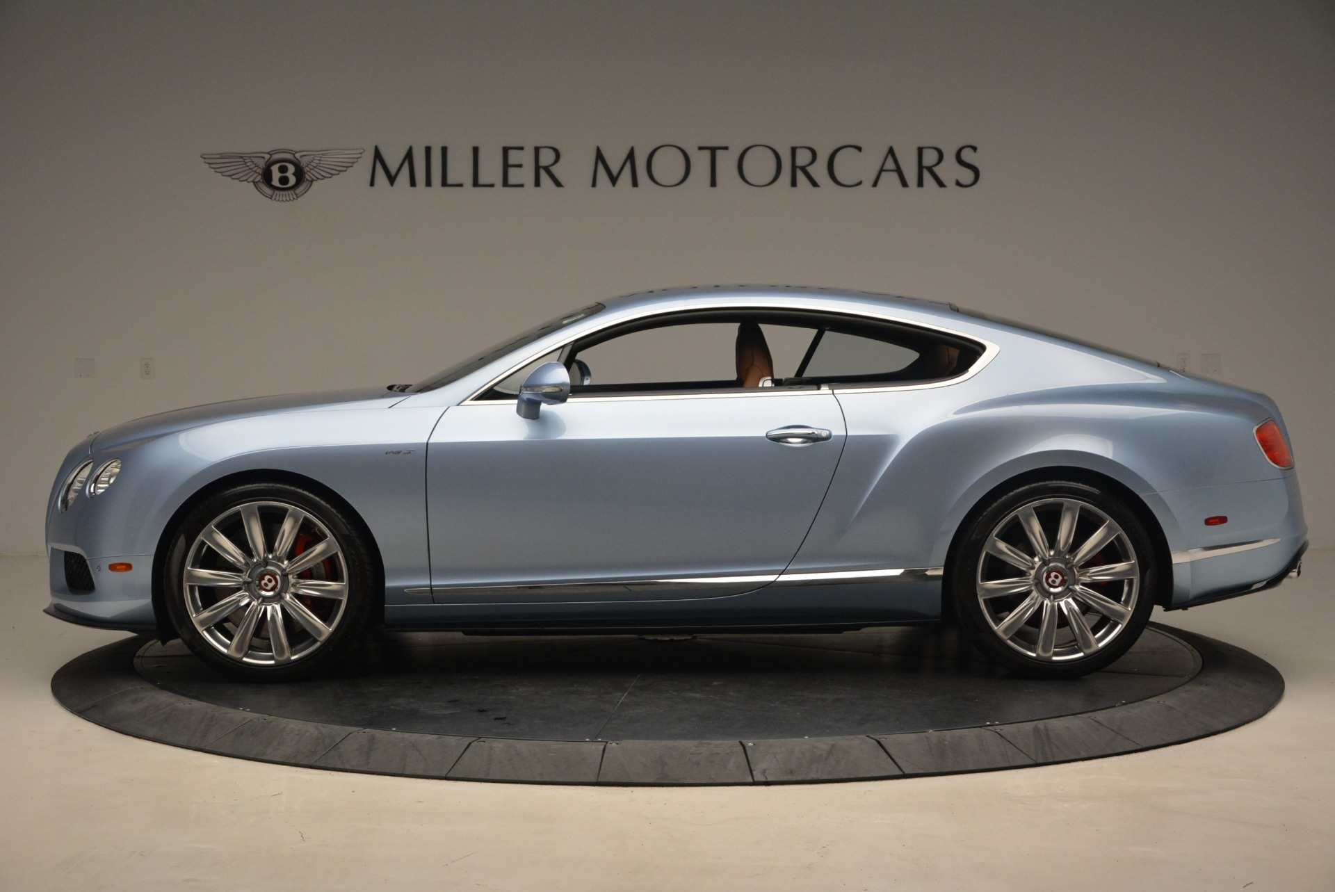 Used 2015 Bentley Continental GT V8 S For Sale In Greenwich, CT 1507_p3