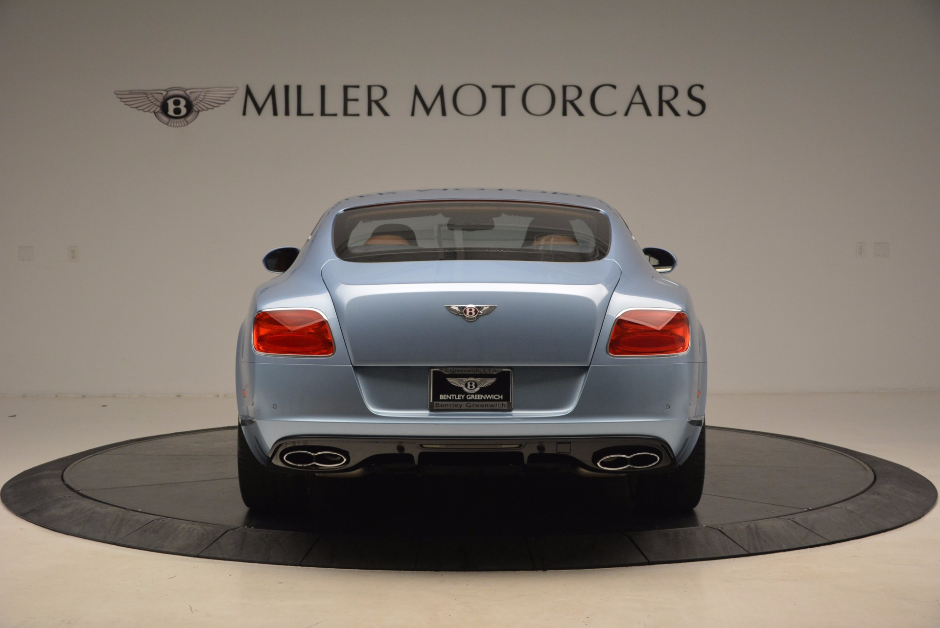 Used 2015 Bentley Continental GT V8 S For Sale In Greenwich, CT 1507_p6