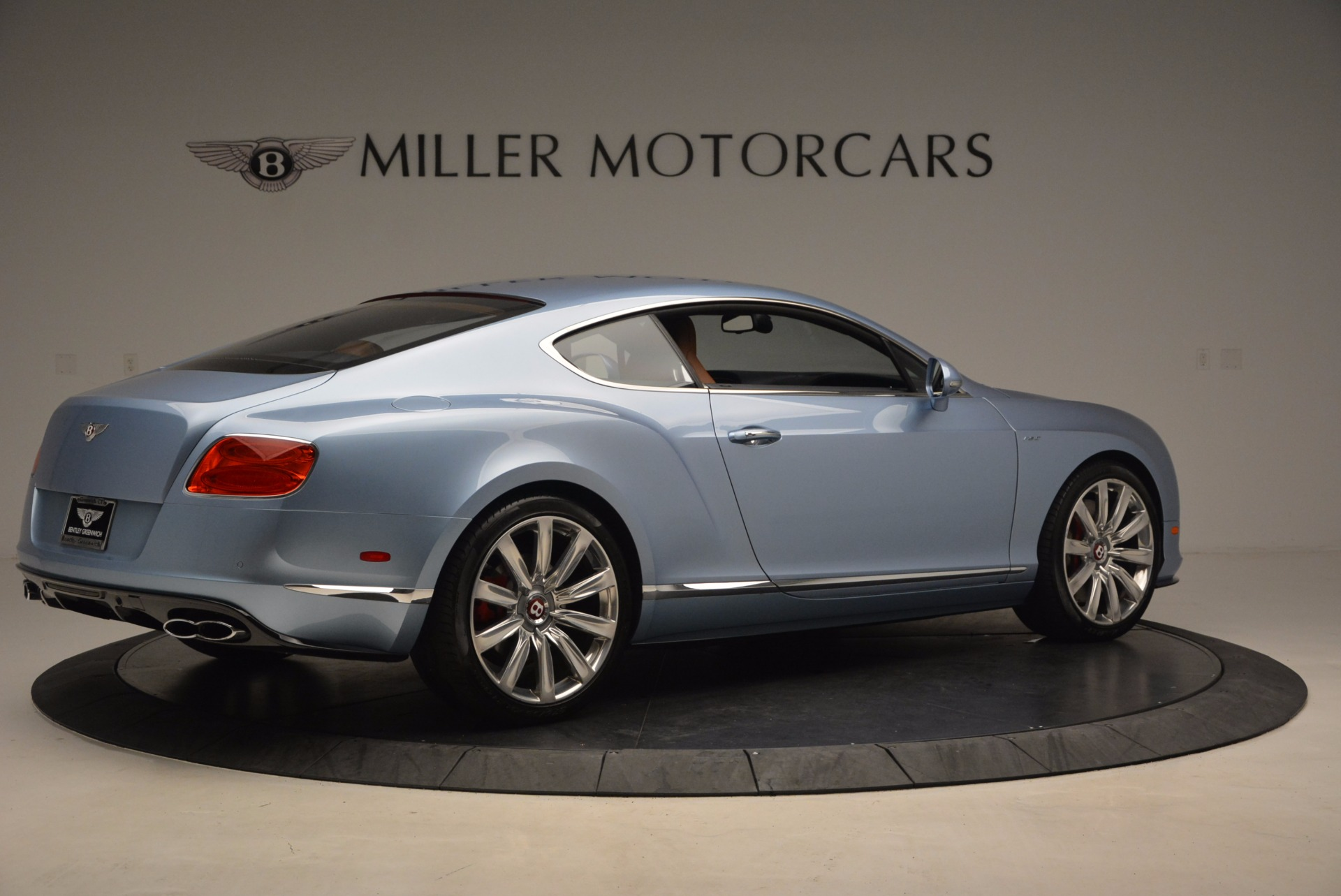 Used 2015 Bentley Continental GT V8 S For Sale In Greenwich, CT 1507_p8
