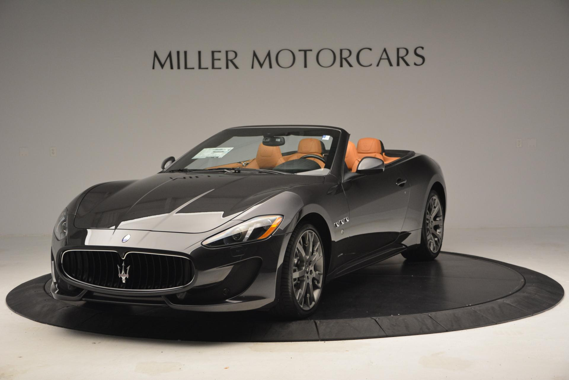 New 2016 Maserati GranTurismo Sport For Sale In Greenwich, CT 151_main