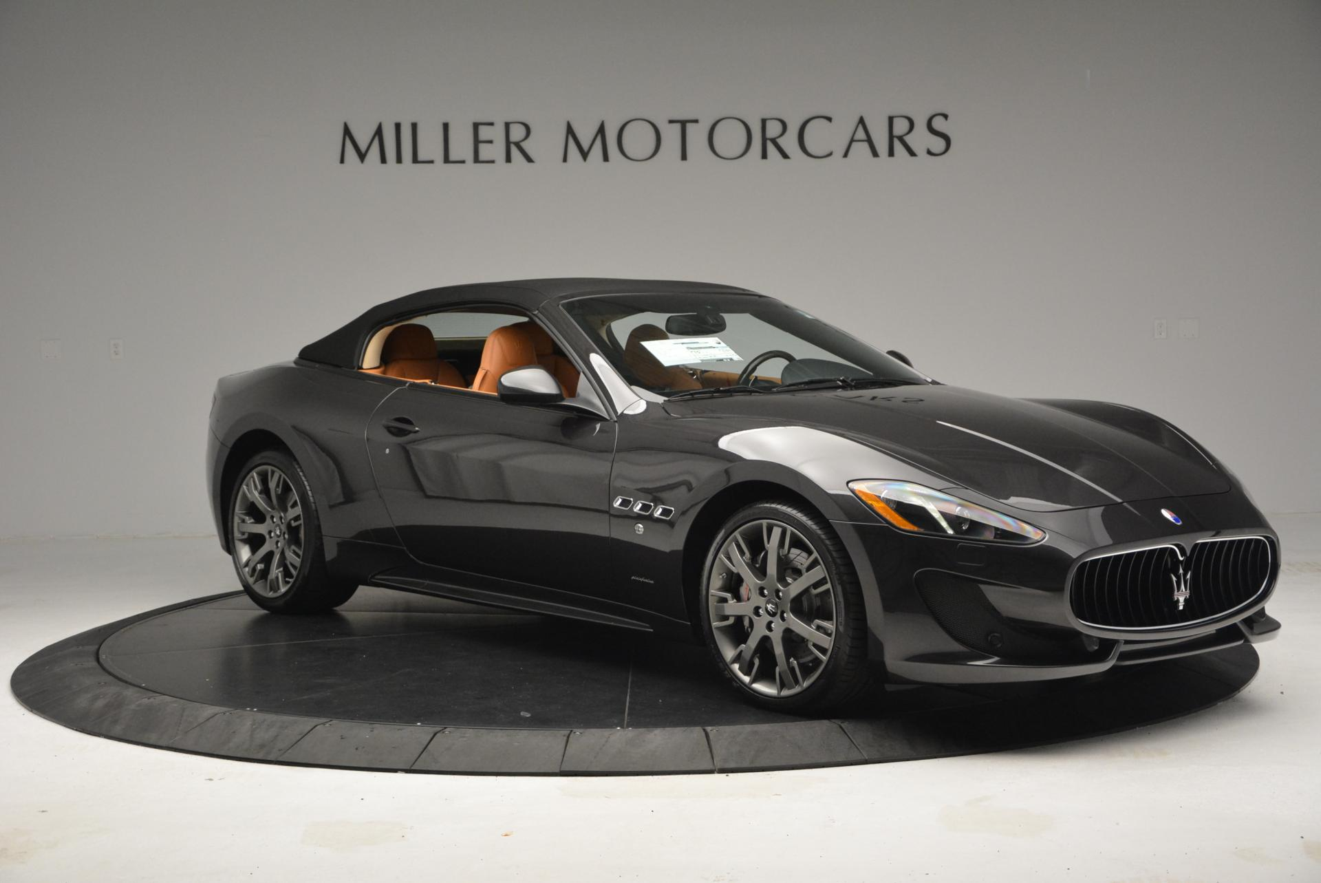 New 2016 Maserati GranTurismo Sport For Sale In Greenwich, CT 151_p22