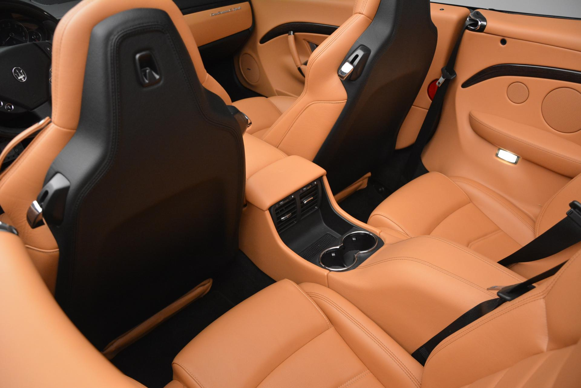 New 2016 Maserati GranTurismo Sport For Sale In Greenwich, CT 151_p28