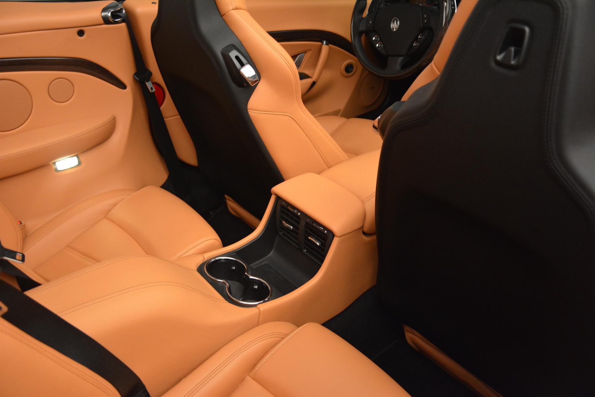 New 2016 Maserati GranTurismo Sport For Sale In Greenwich, CT 151_p34