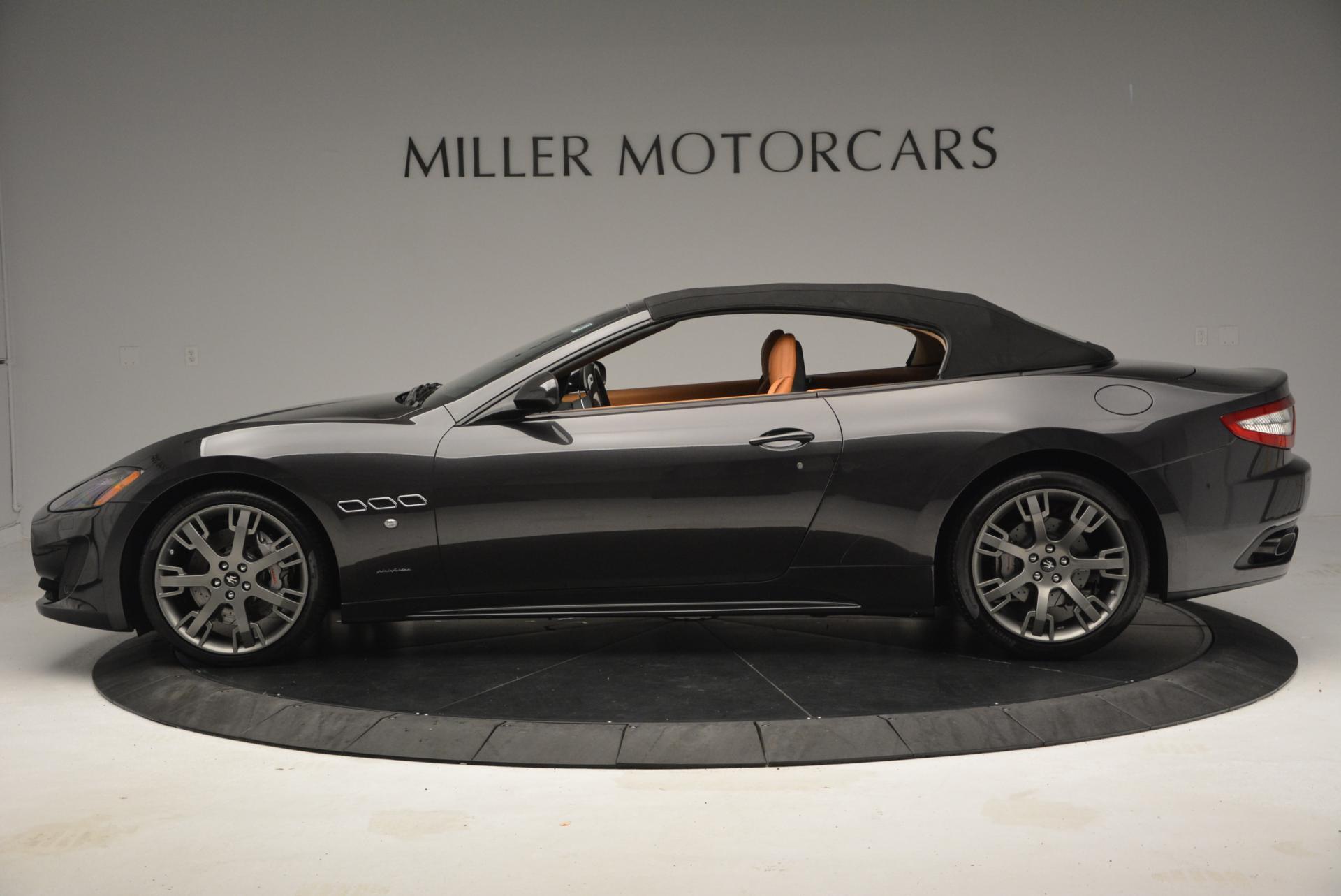 New 2016 Maserati GranTurismo Sport For Sale In Greenwich, CT 151_p6