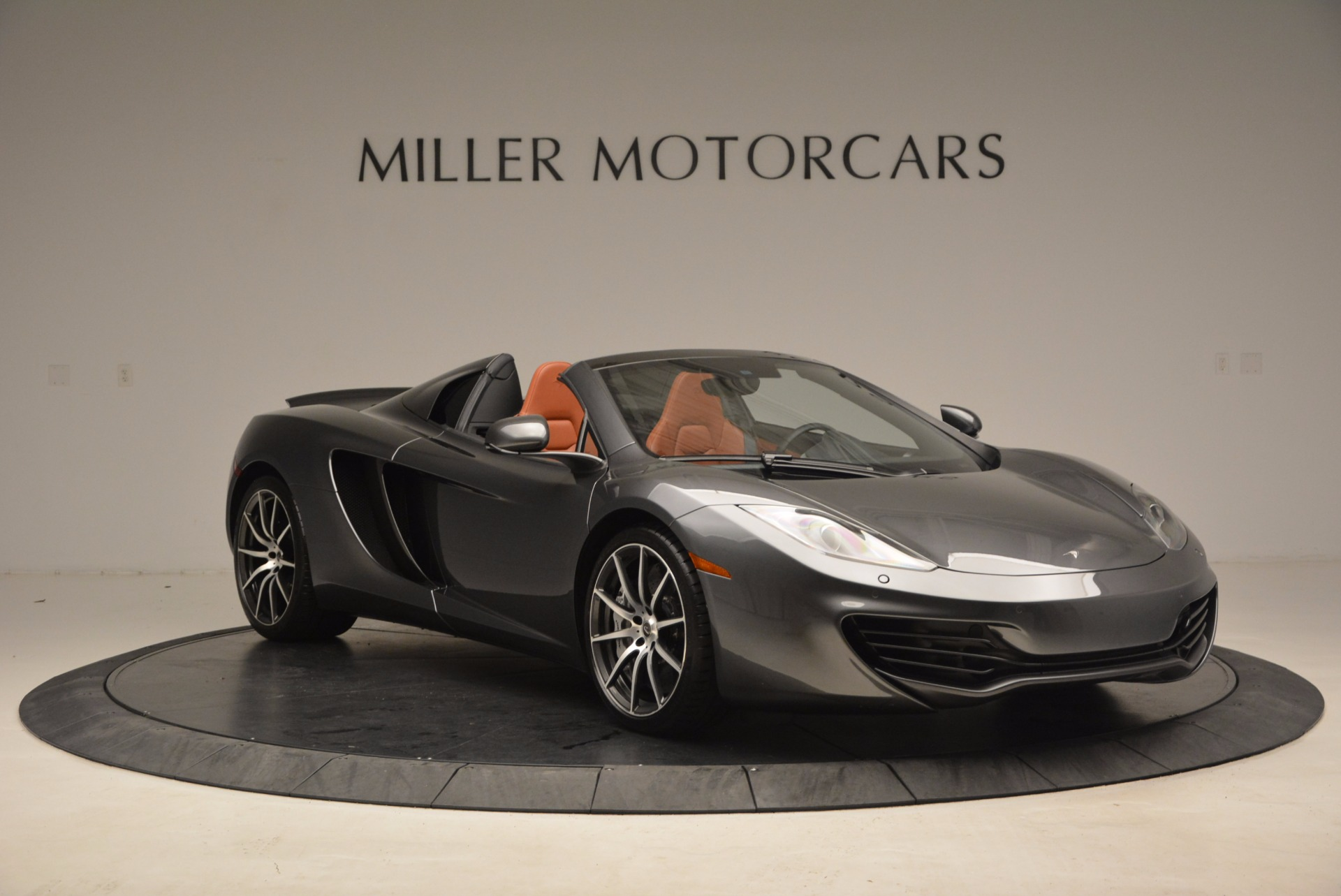 Used 2014 McLaren MP4-12C Convertible For Sale In Greenwich, CT 1510_p11