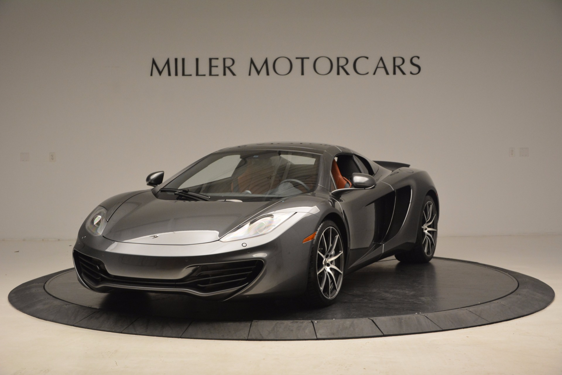 Used 2014 McLaren MP4-12C Convertible For Sale In Greenwich, CT 1510_p14