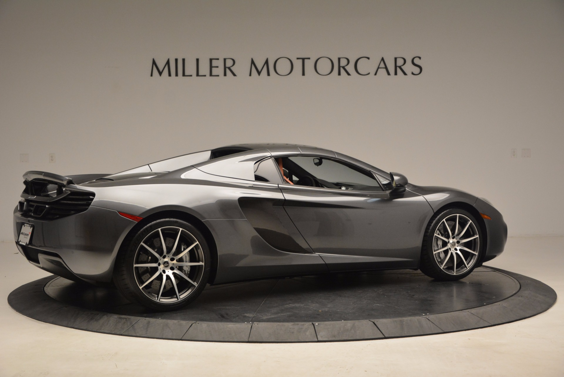 Used 2014 McLaren MP4-12C Convertible For Sale In Greenwich, CT 1510_p21