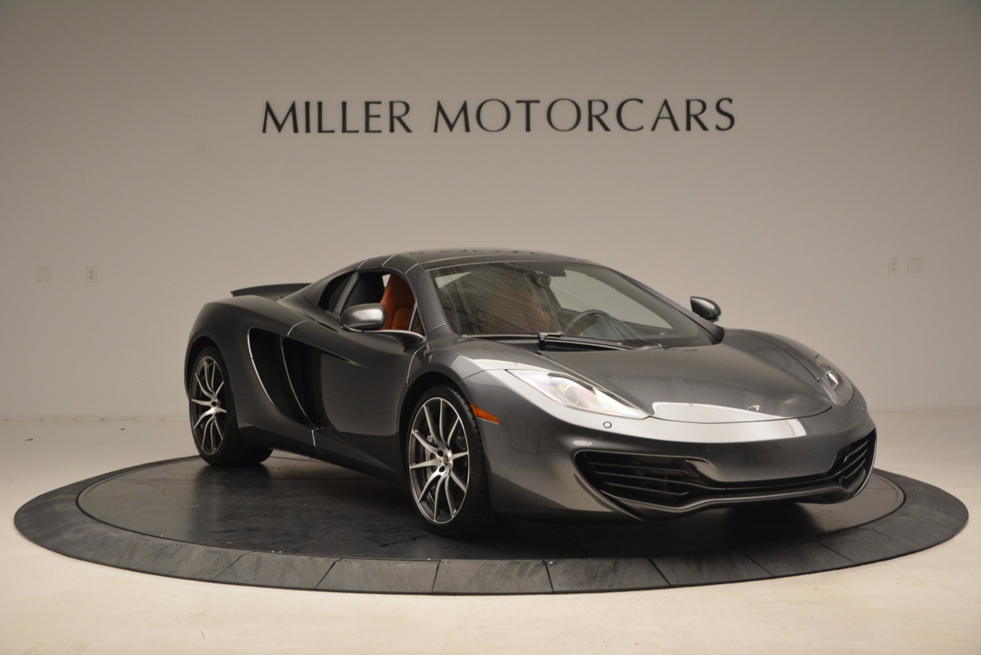 Used 2014 McLaren MP4-12C Convertible For Sale In Greenwich, CT 1510_p24