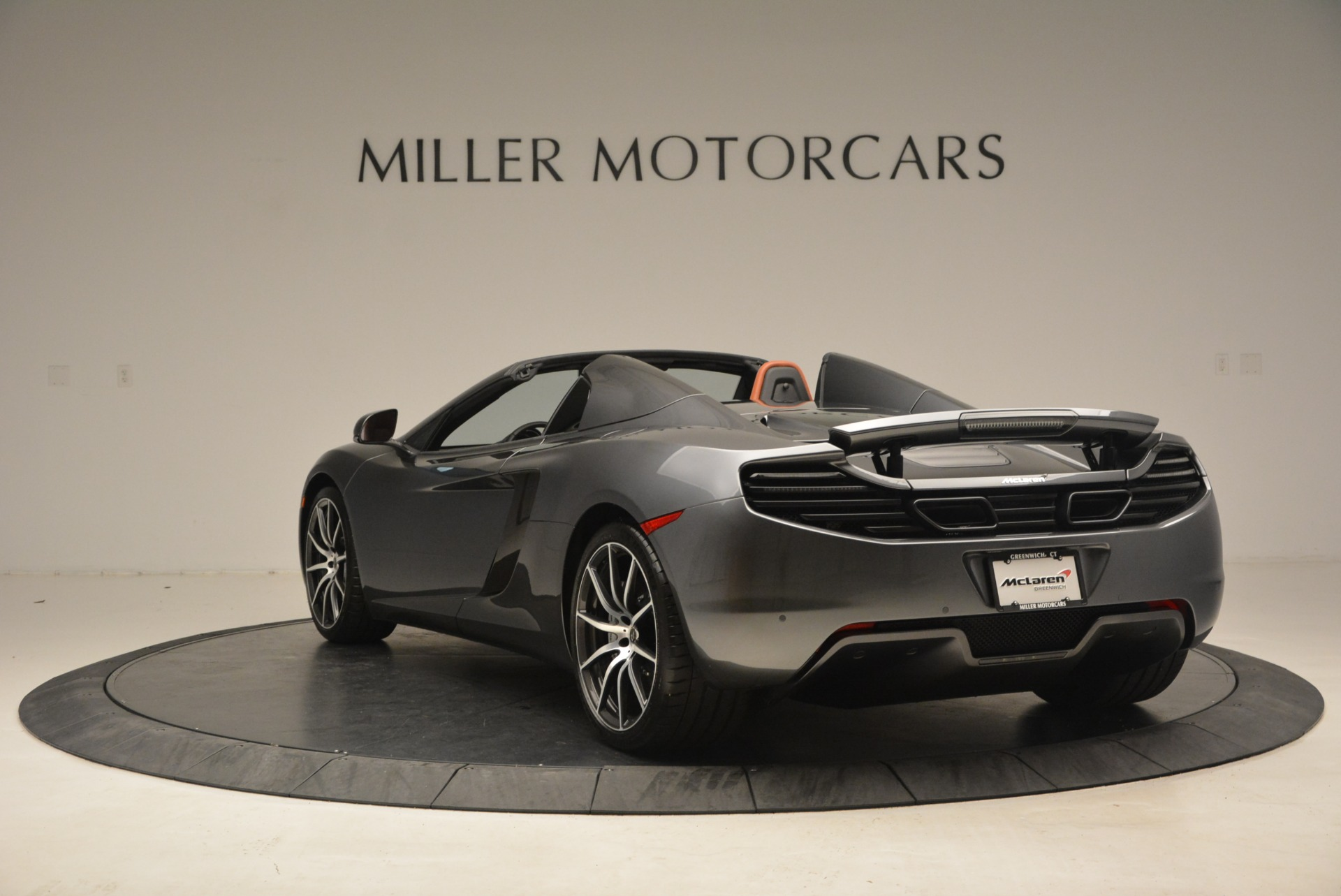 Used 2014 McLaren MP4-12C Convertible For Sale In Greenwich, CT 1510_p5