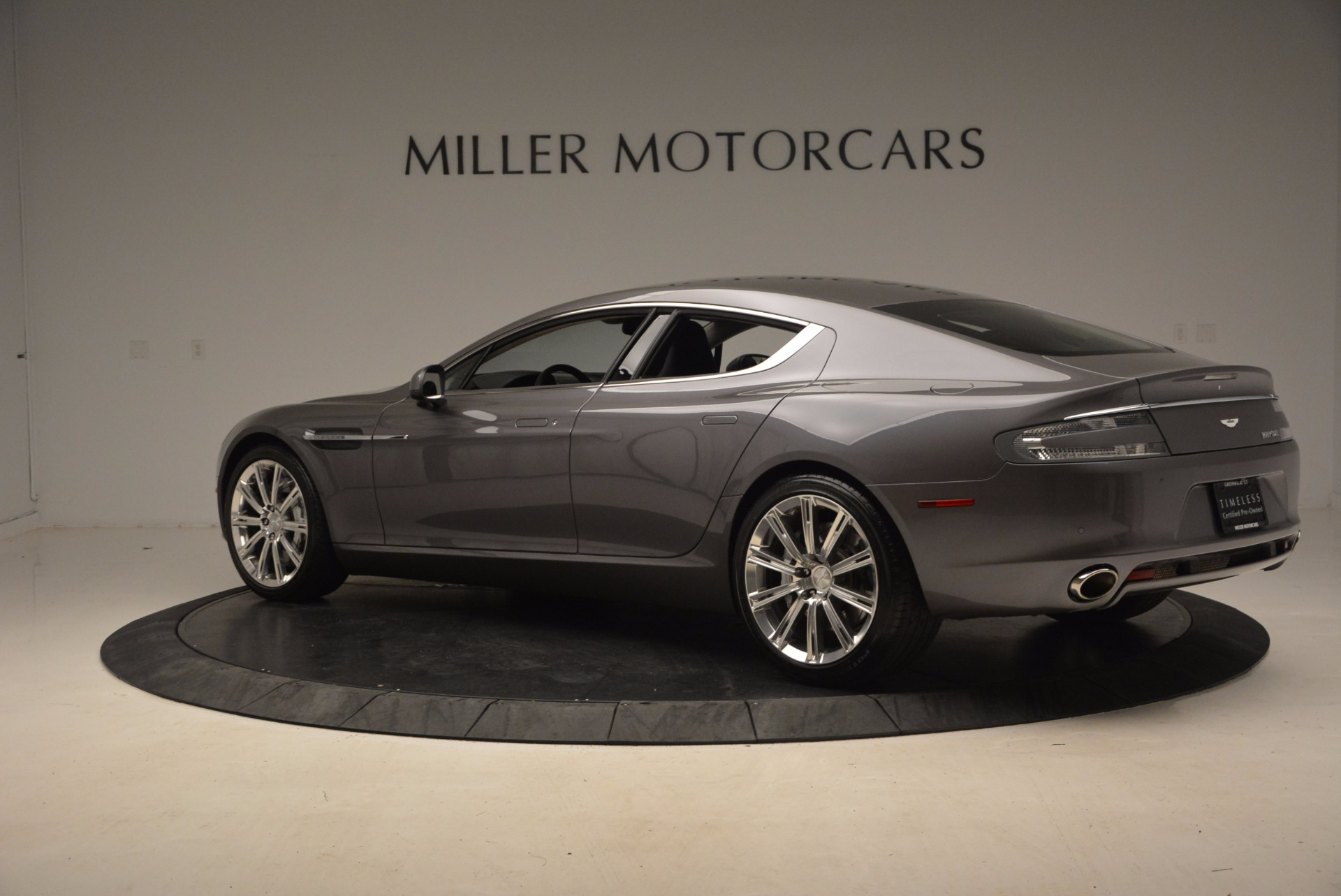 Used 2012 Aston Martin Rapide  For Sale In Greenwich, CT 1511_p4