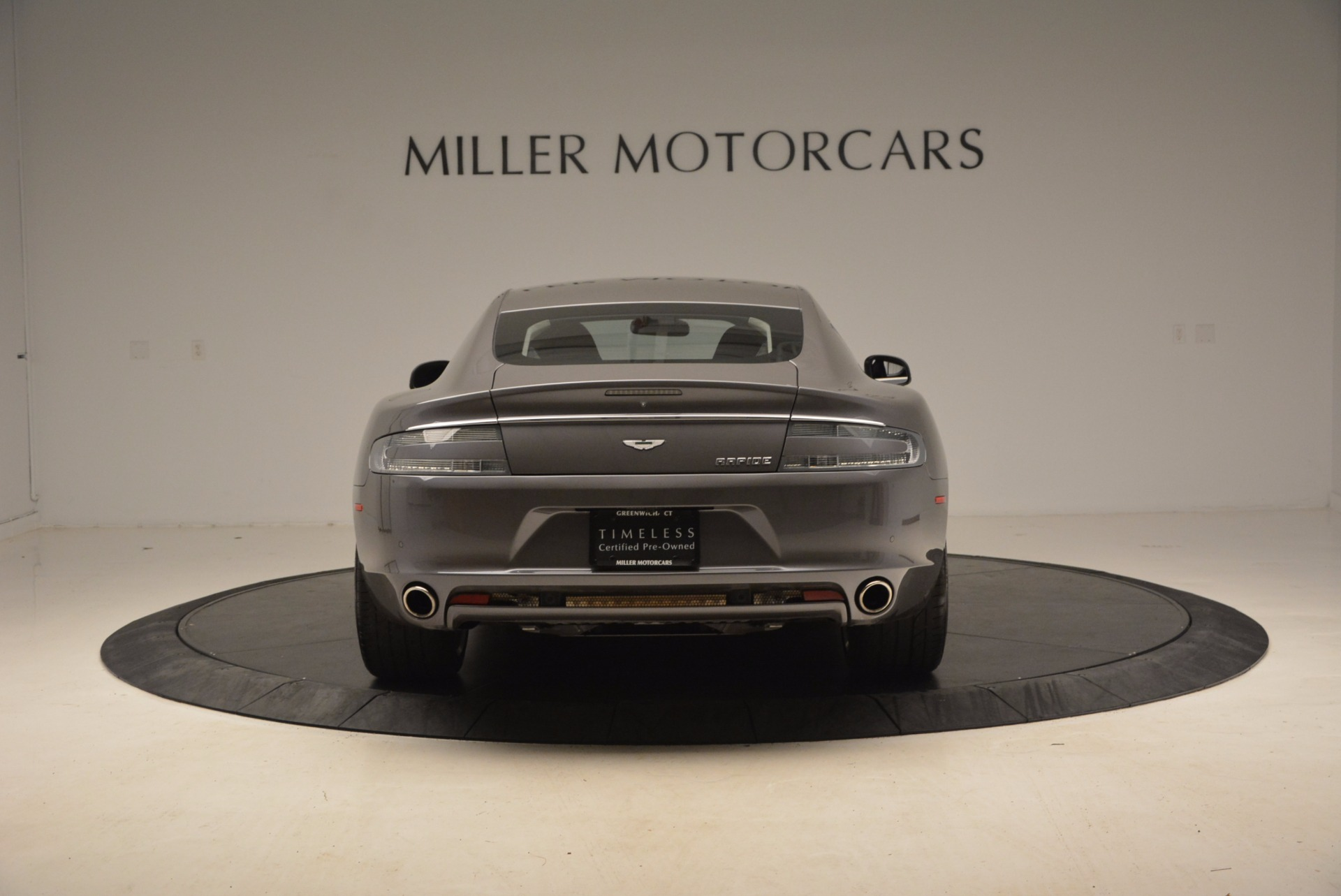Used 2012 Aston Martin Rapide  For Sale In Greenwich, CT 1511_p6