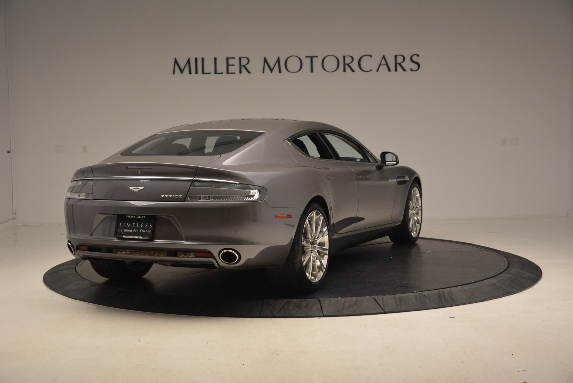 Used 2012 Aston Martin Rapide  For Sale In Greenwich, CT 1511_p7