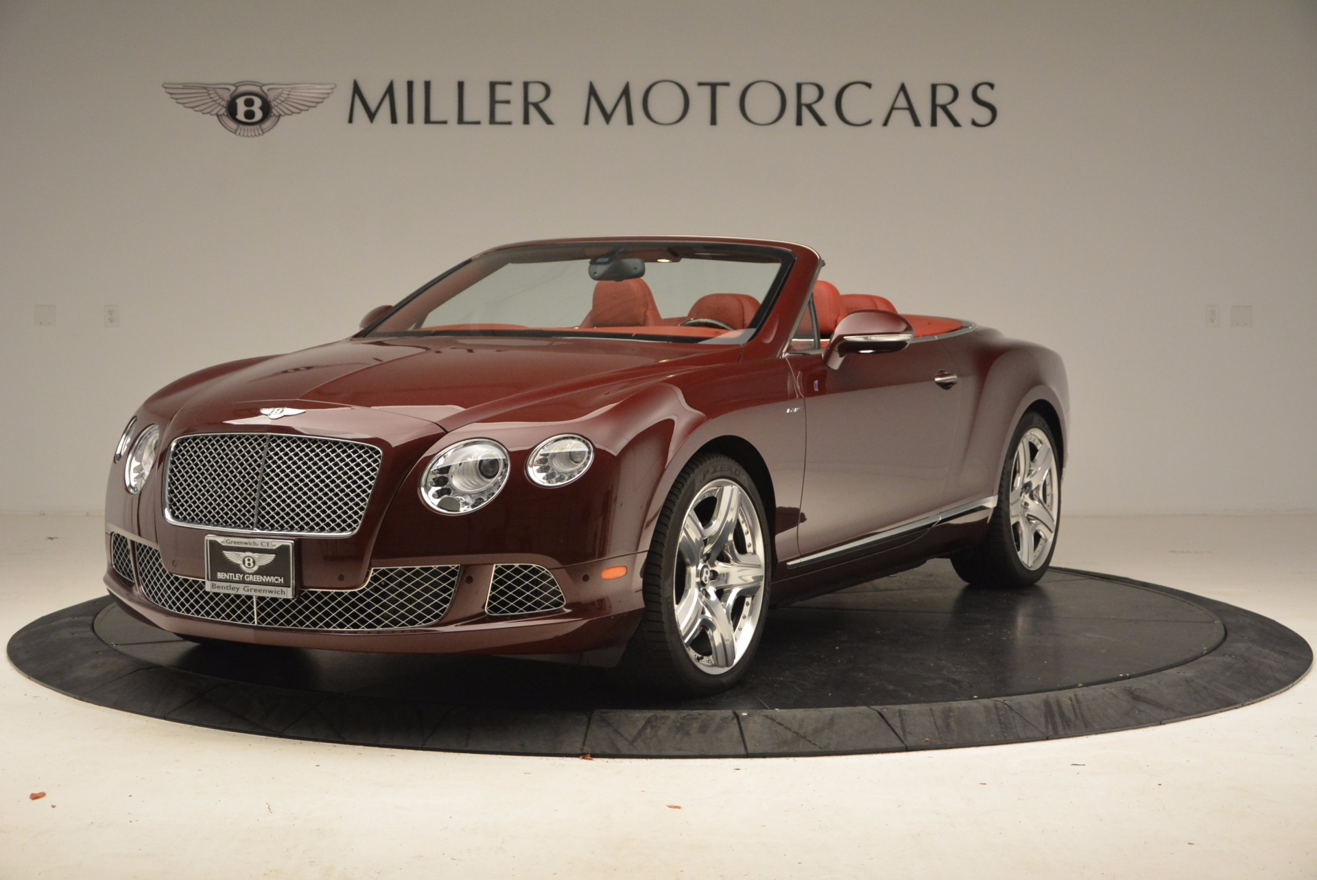 Used 2014 Bentley Continental GT W12 For Sale In Greenwich, CT 1516_main