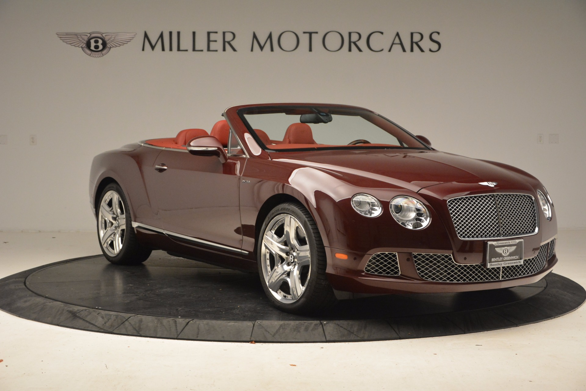 Used 2014 Bentley Continental GT W12 For Sale In Greenwich, CT 1516_p11