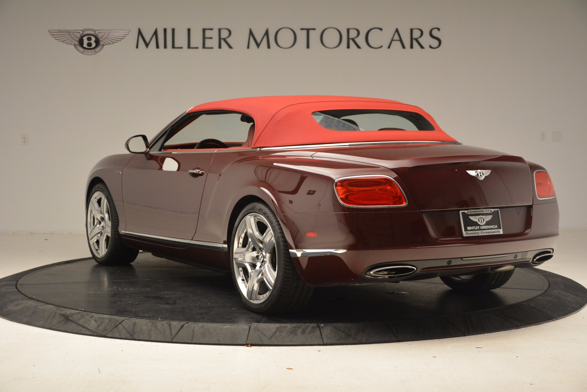 Used 2014 Bentley Continental GT W12 For Sale In Greenwich, CT 1516_p18