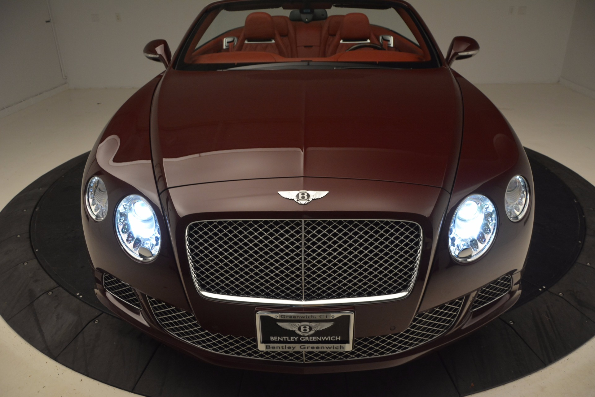 Used 2014 Bentley Continental GT W12 For Sale In Greenwich, CT 1516_p28