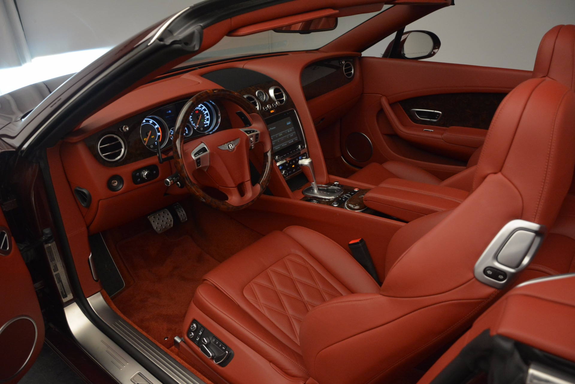 Used 2014 Bentley Continental GT W12 For Sale In Greenwich, CT 1516_p30