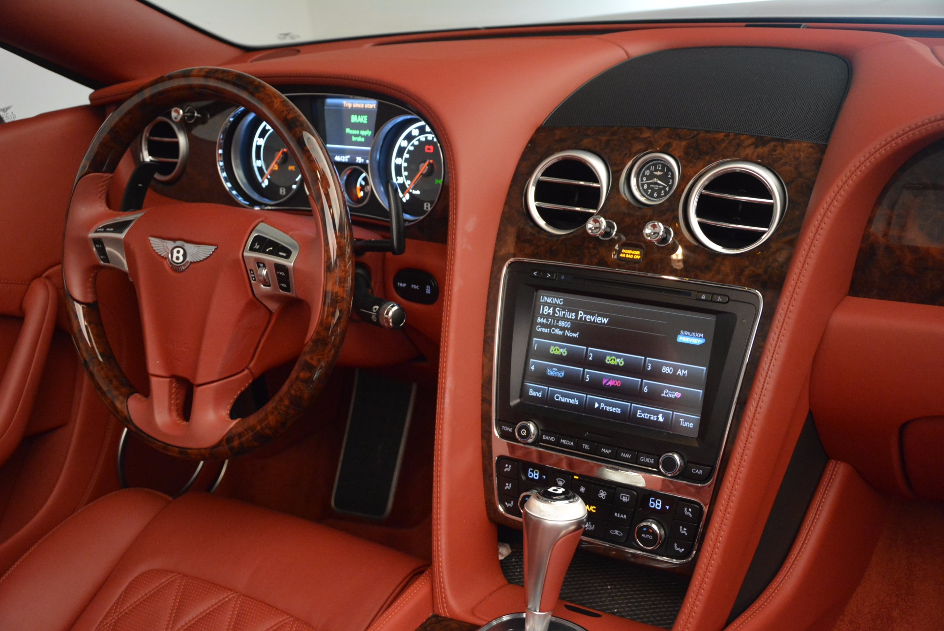 Used 2014 Bentley Continental GT W12 For Sale In Greenwich, CT 1516_p50