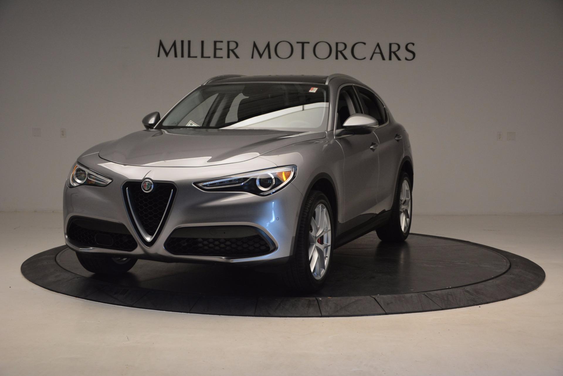 New 2018 Alfa Romeo Stelvio Q4 For Sale In Greenwich, CT 1518_main